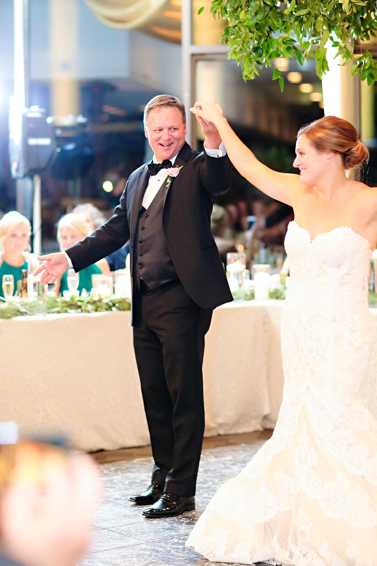 Erika Scott Regions Tower Indianapolis Wedding 319