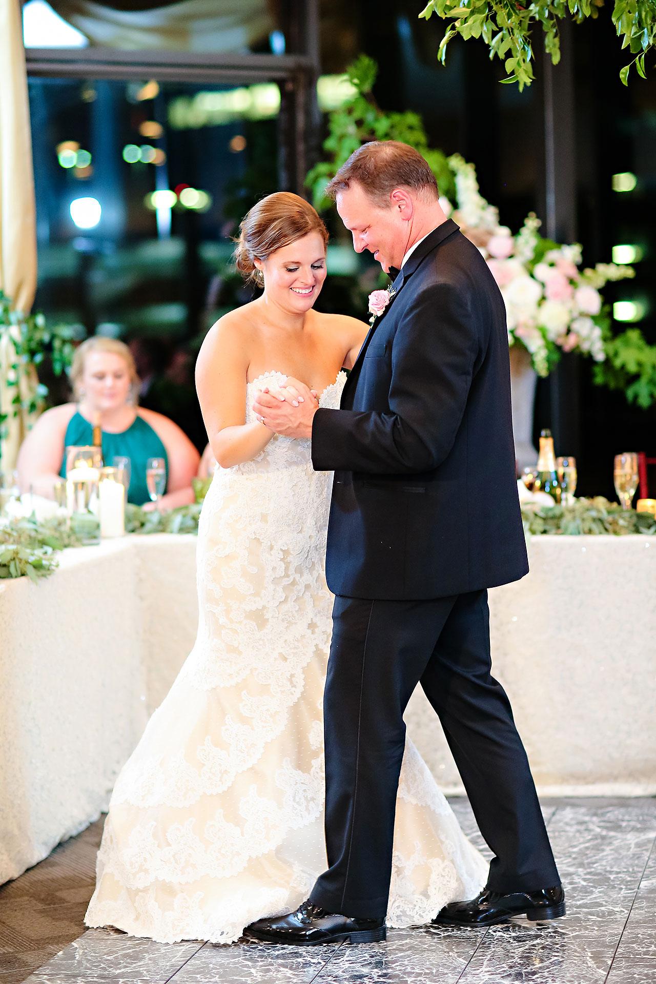 Erika Scott Regions Tower Indianapolis Wedding 317