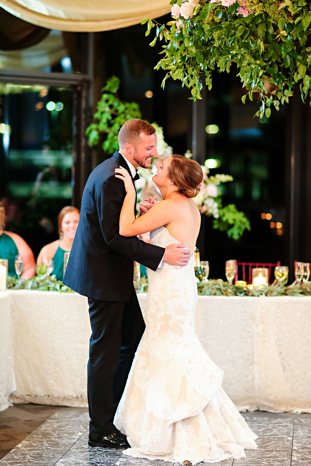 Erika Scott Regions Tower Indianapolis Wedding 312