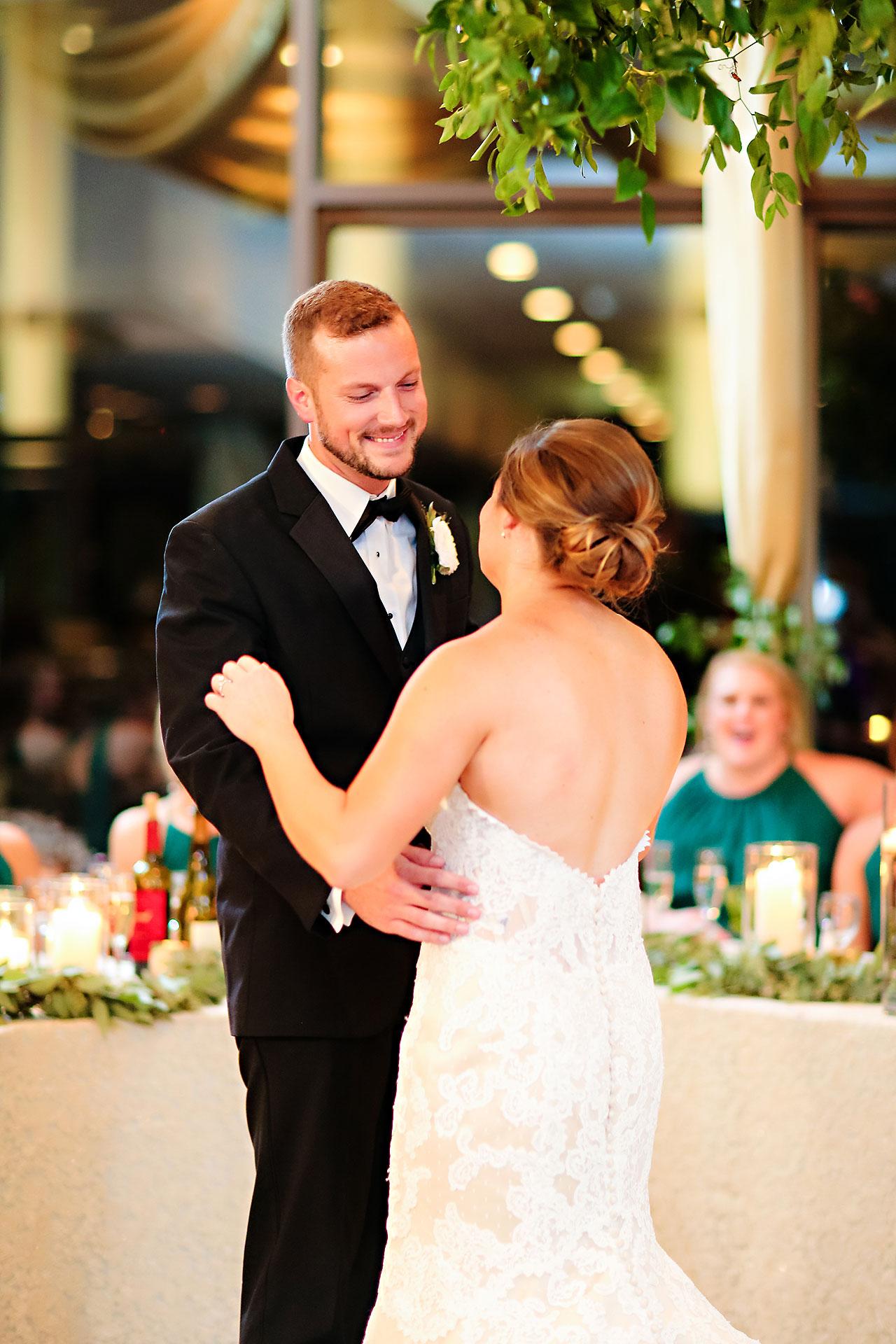 Erika Scott Regions Tower Indianapolis Wedding 309
