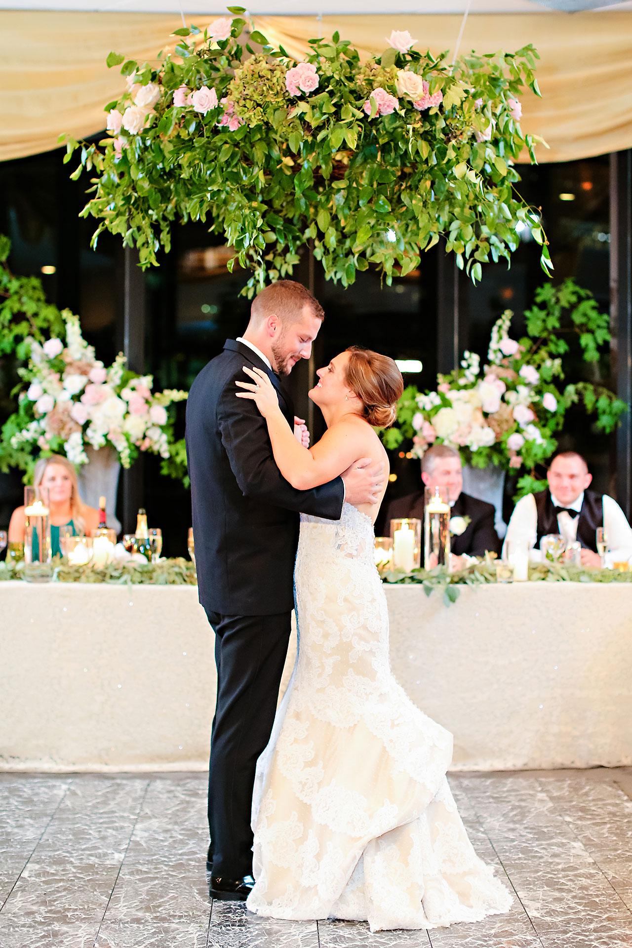 Erika Scott Regions Tower Indianapolis Wedding 307