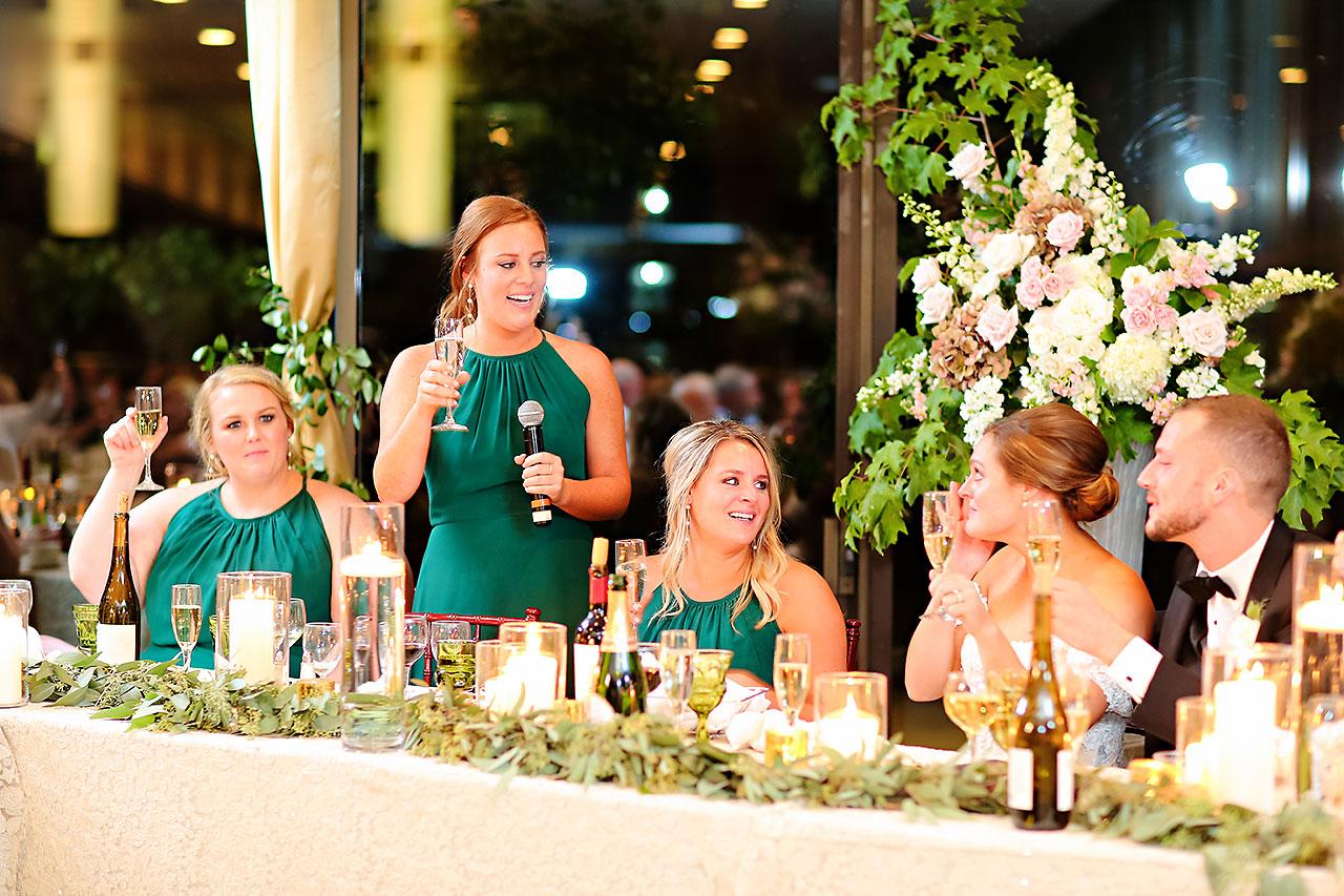 Erika Scott Regions Tower Indianapolis Wedding 300
