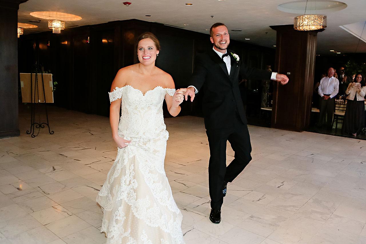 Erika Scott Regions Tower Indianapolis Wedding 273