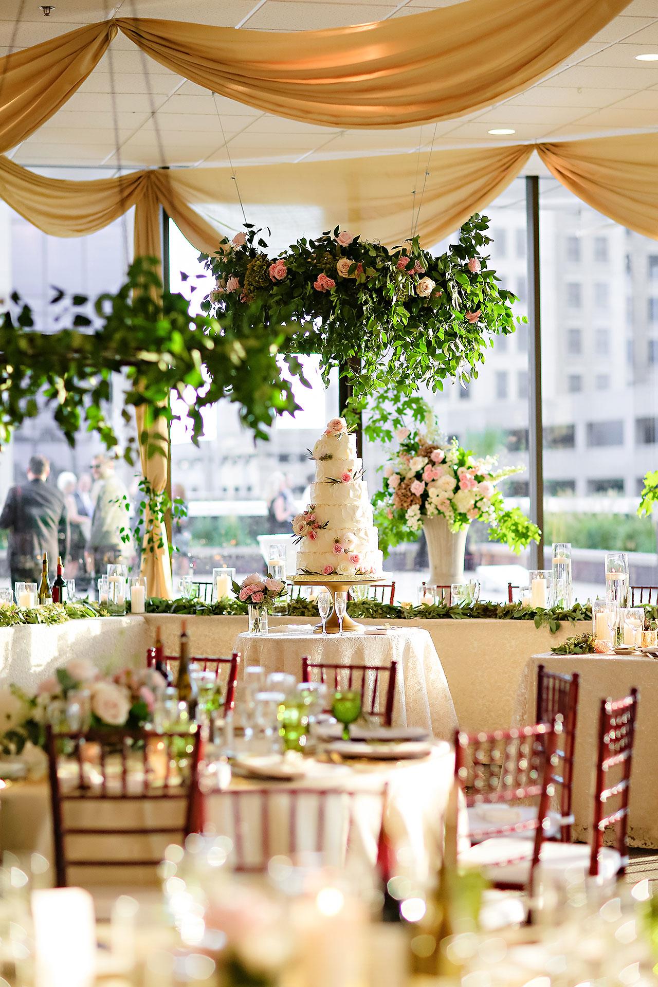 Erika Scott Regions Tower Indianapolis Wedding 268