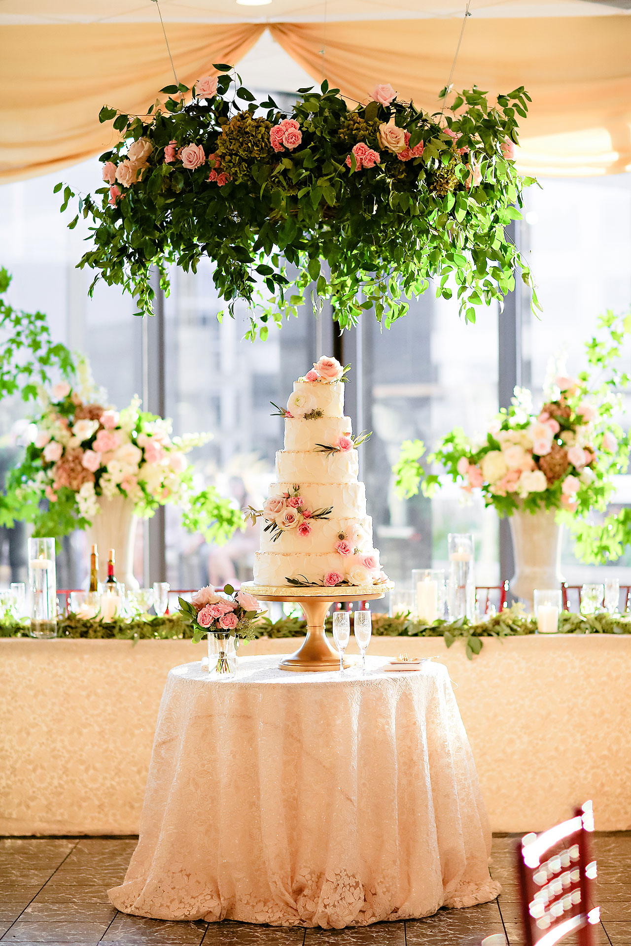 Erika Scott Regions Tower Indianapolis Wedding 260