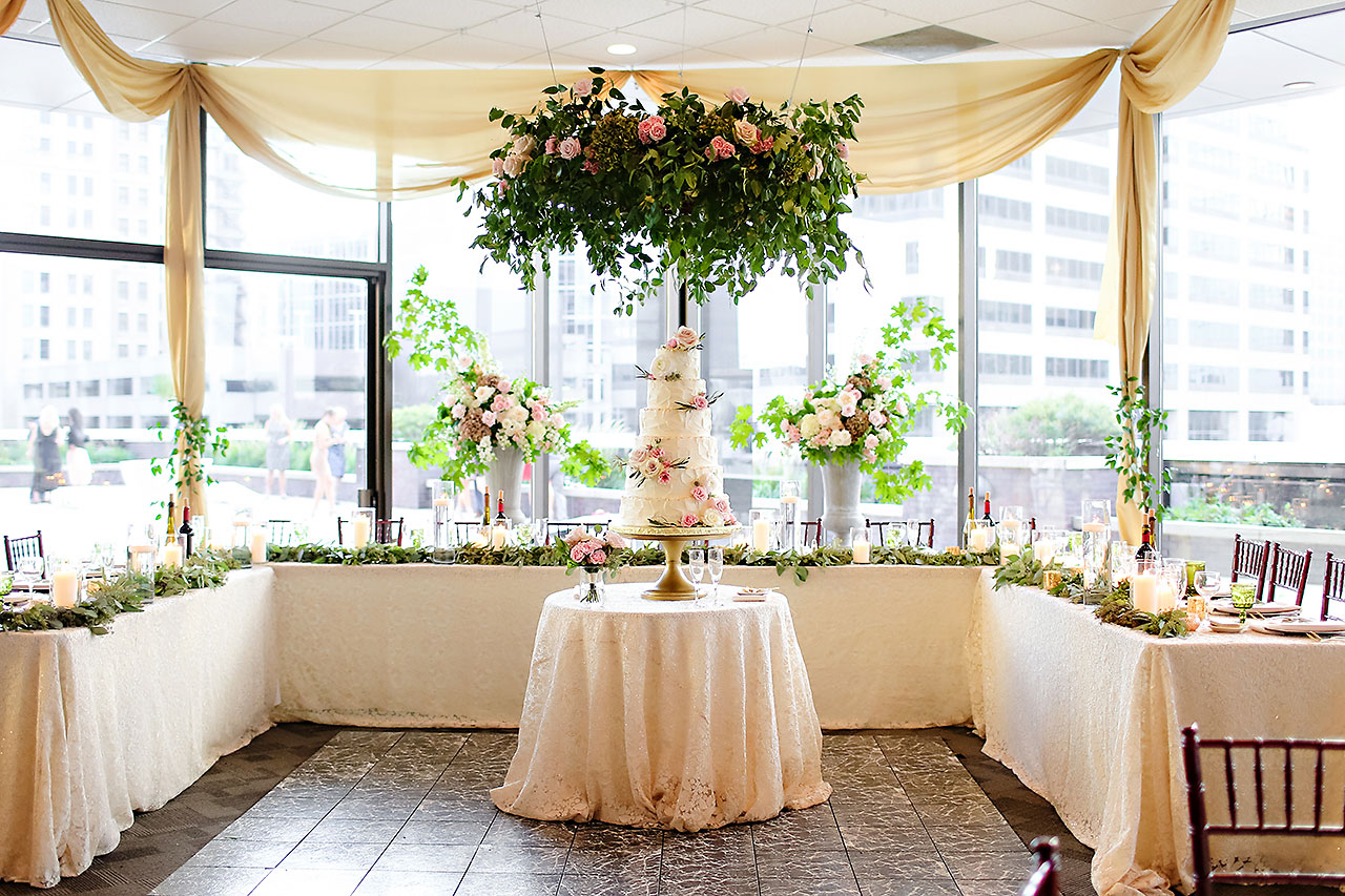 Erika Scott Regions Tower Indianapolis Wedding 258