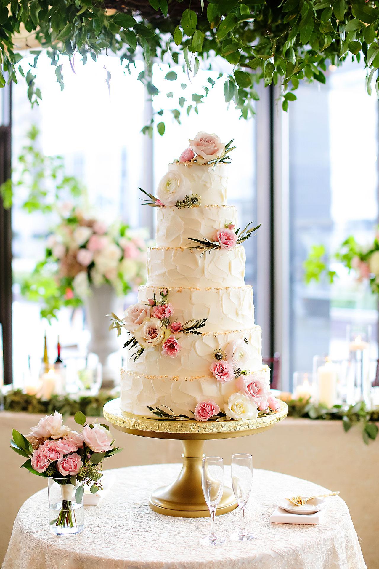 Erika Scott Regions Tower Indianapolis Wedding 252