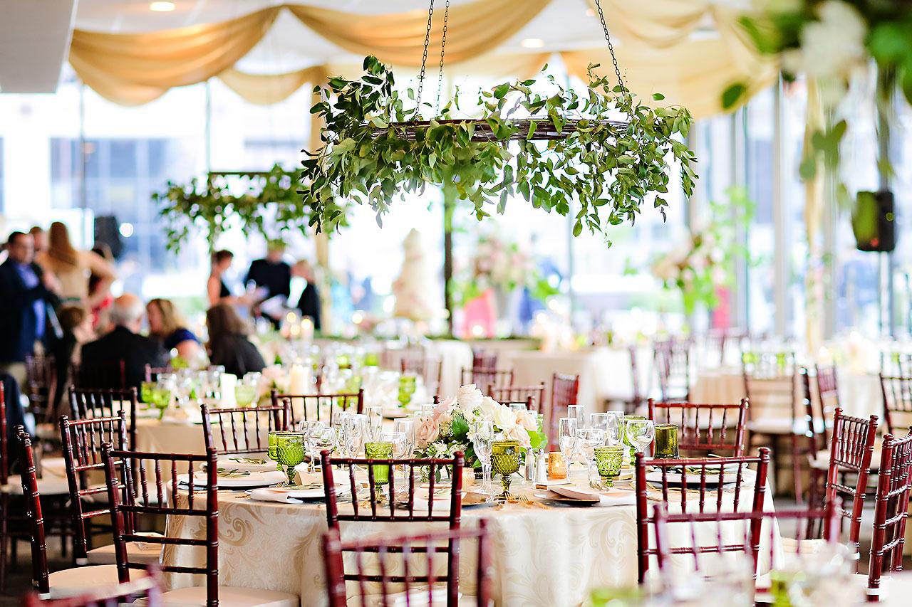 Erika Scott Regions Tower Indianapolis Wedding 239