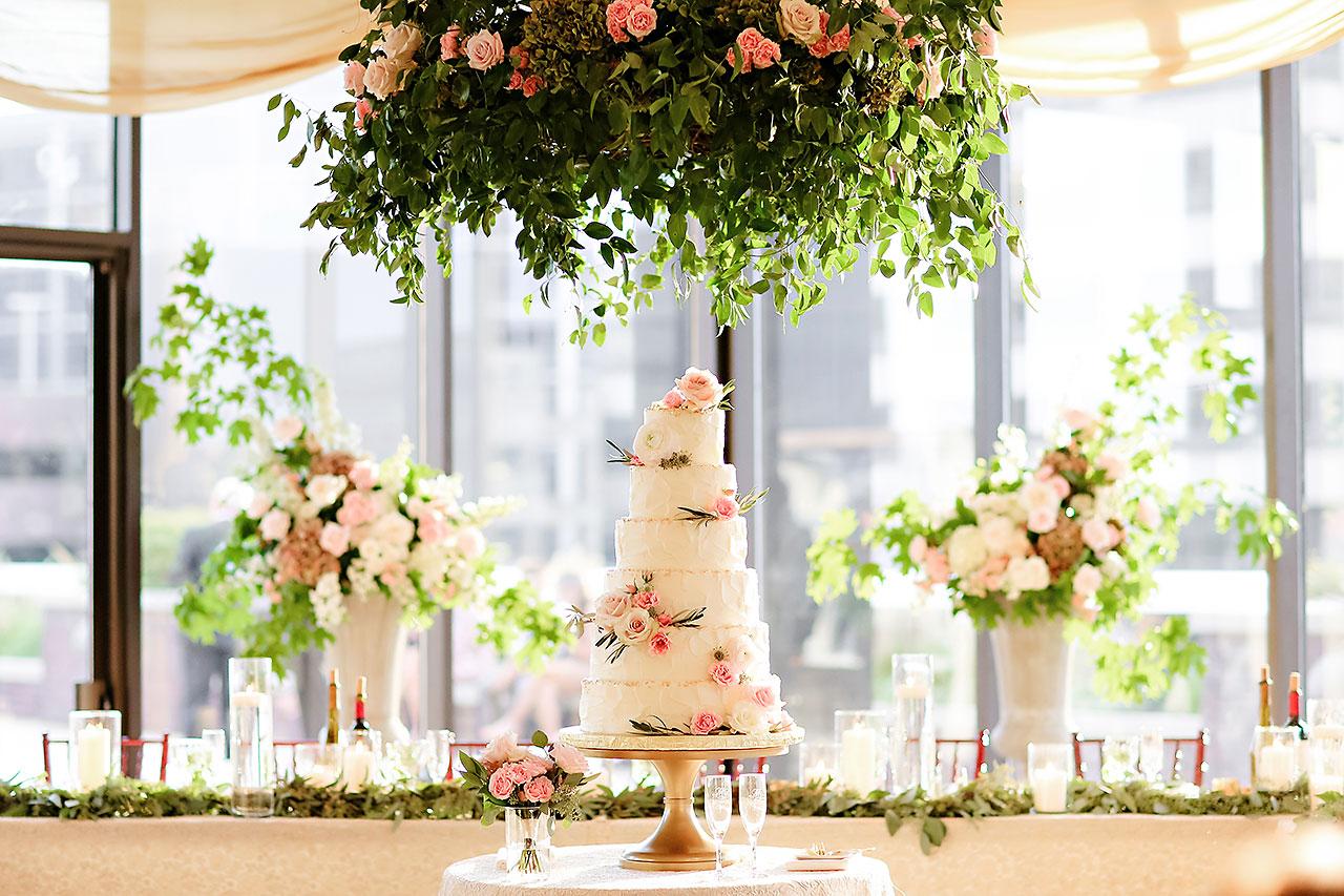 Erika Scott Regions Tower Indianapolis Wedding 240