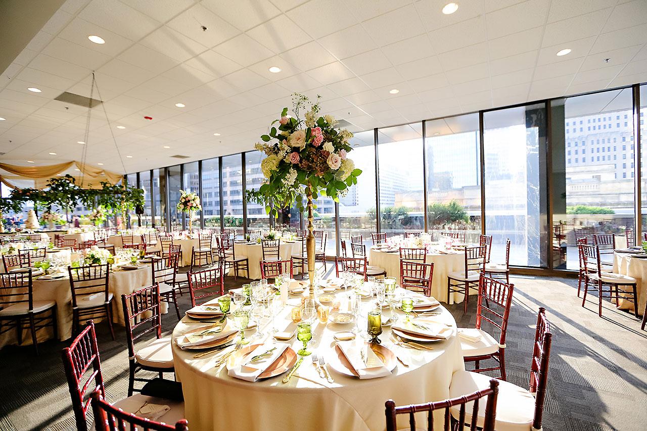 Erika Scott Regions Tower Indianapolis Wedding 241