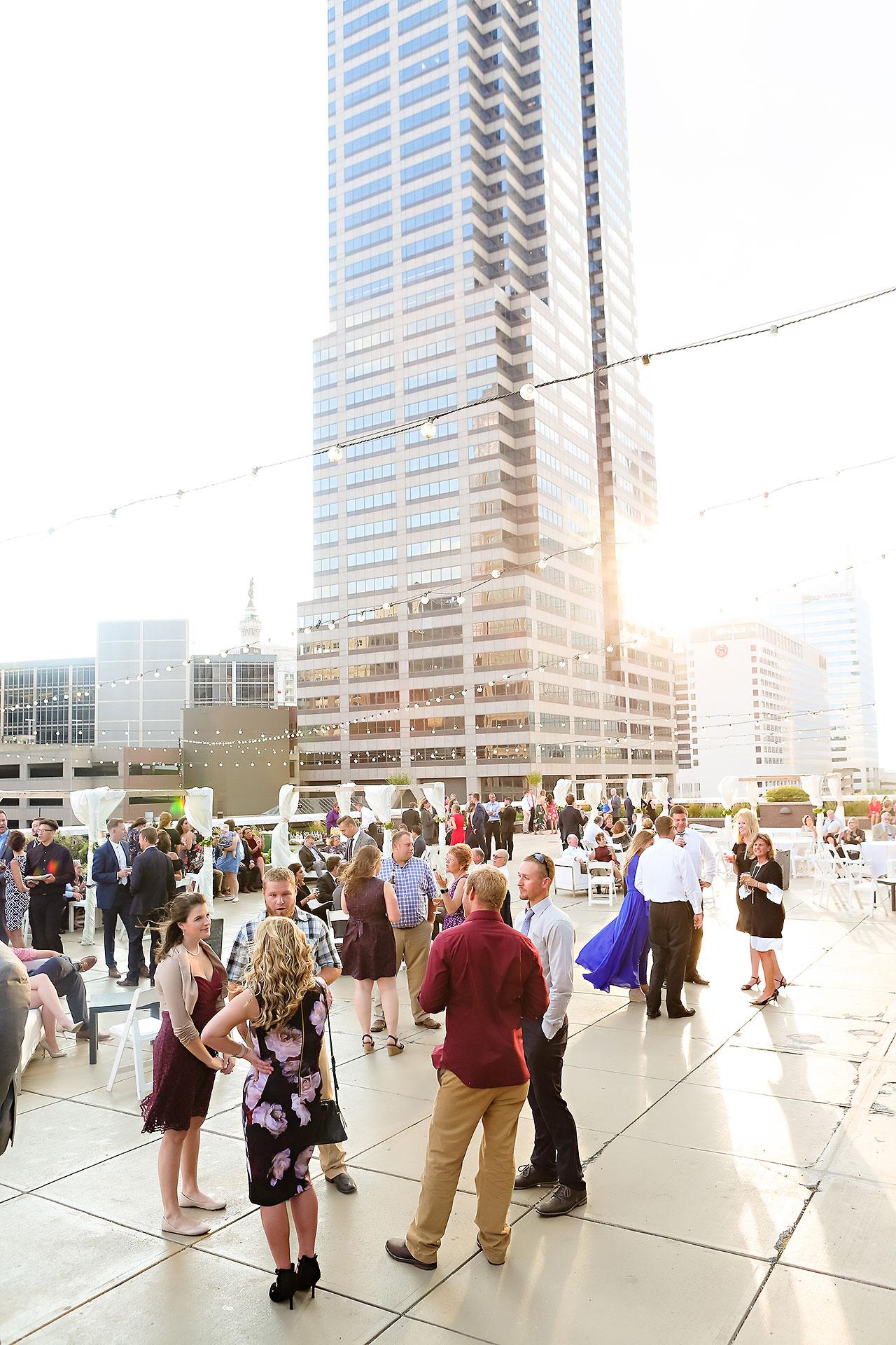 Erika Scott Regions Tower Indianapolis Wedding 231