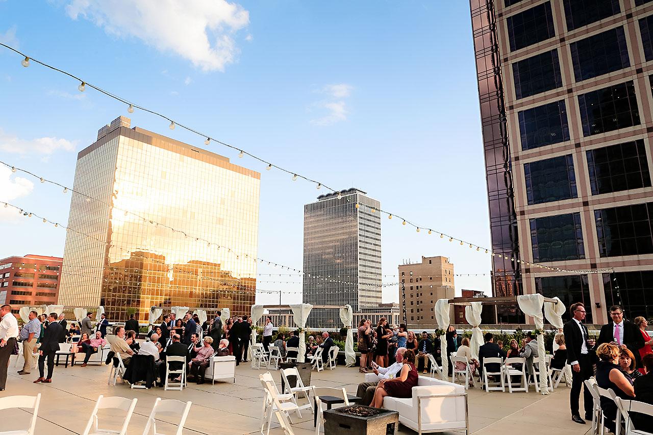 Erika Scott Regions Tower Indianapolis Wedding 228