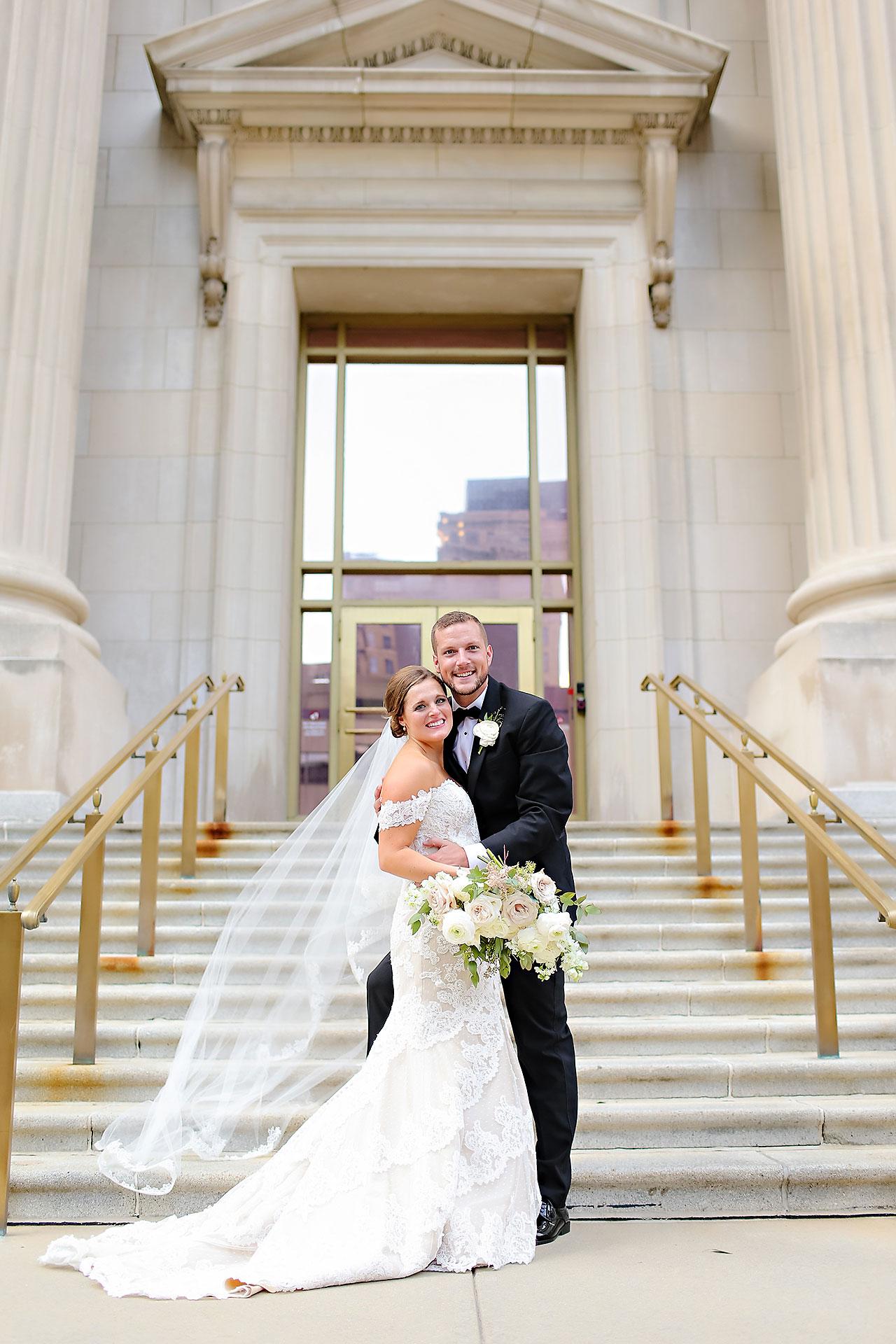 Erika Scott Regions Tower Indianapolis Wedding 225