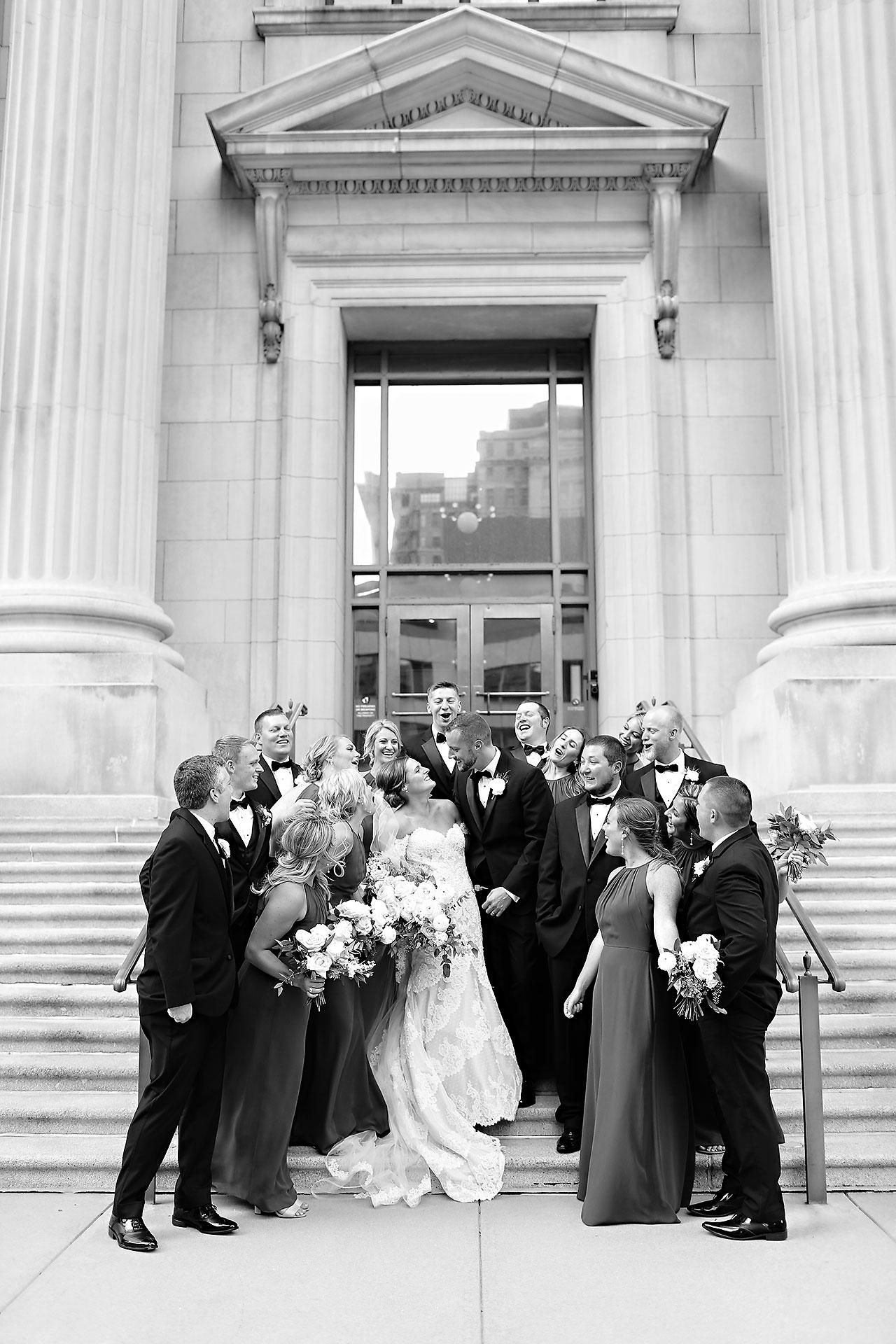 Erika Scott Regions Tower Indianapolis Wedding 222
