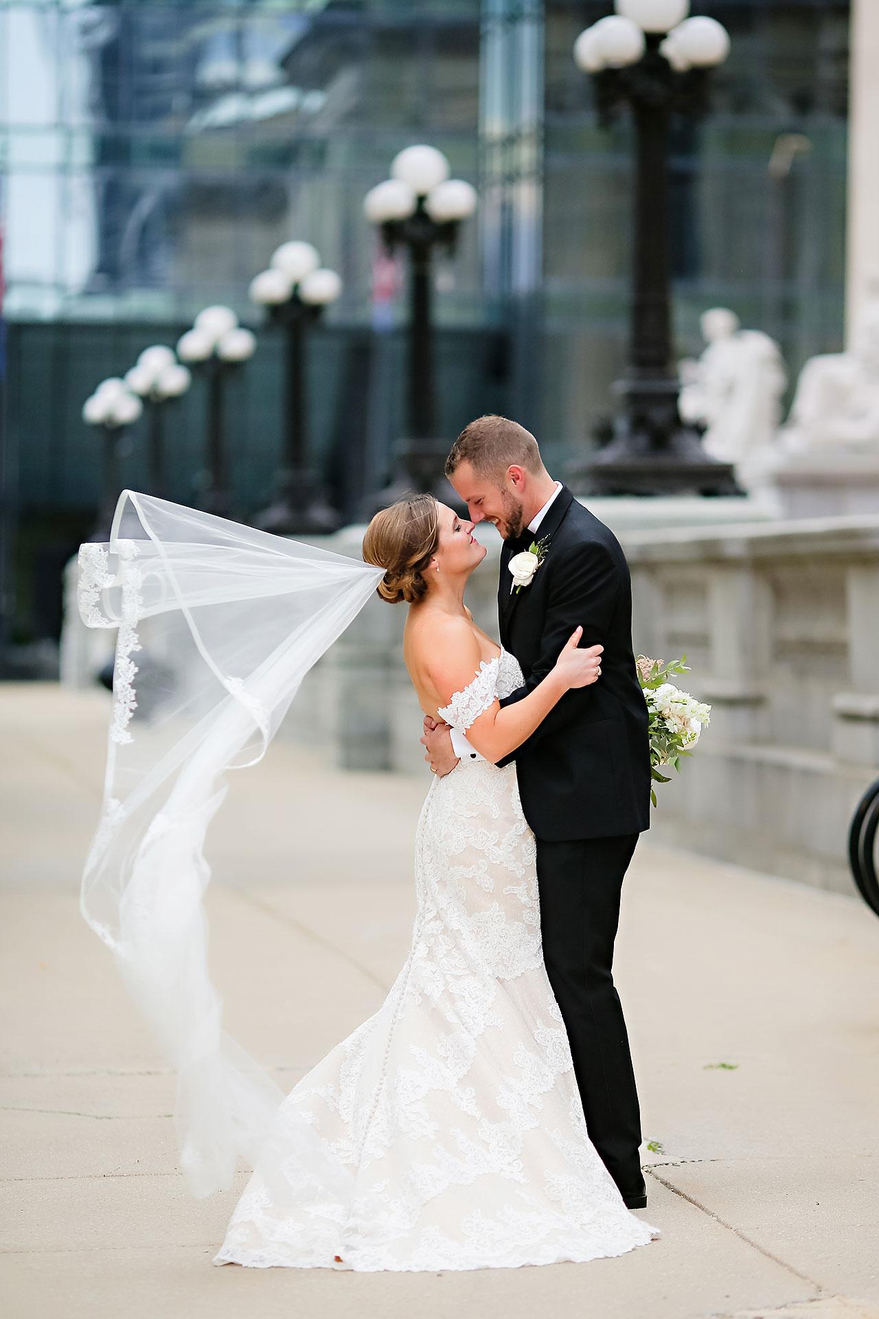 Erika Scott Regions Tower Indianapolis Wedding 223