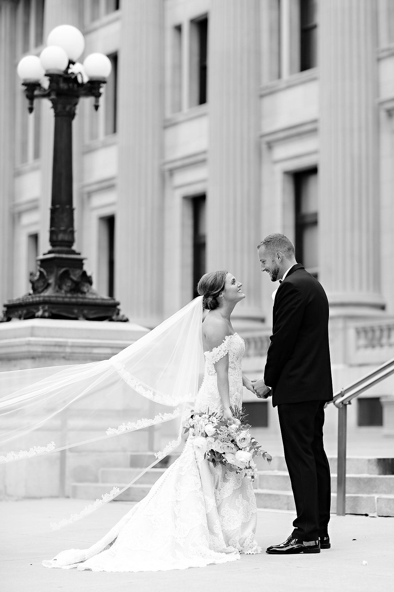 Erika Scott Regions Tower Indianapolis Wedding 220