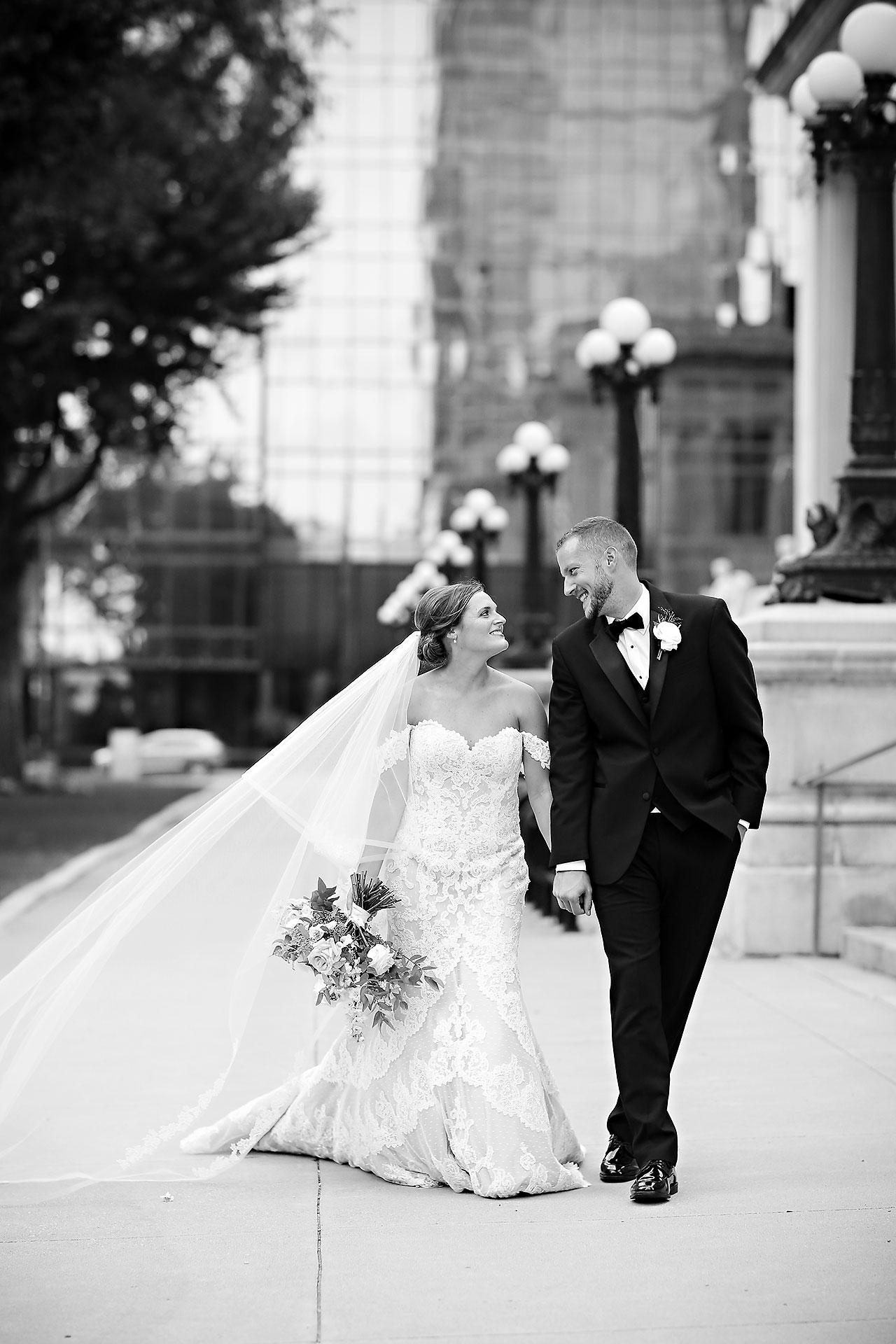Erika Scott Regions Tower Indianapolis Wedding 218