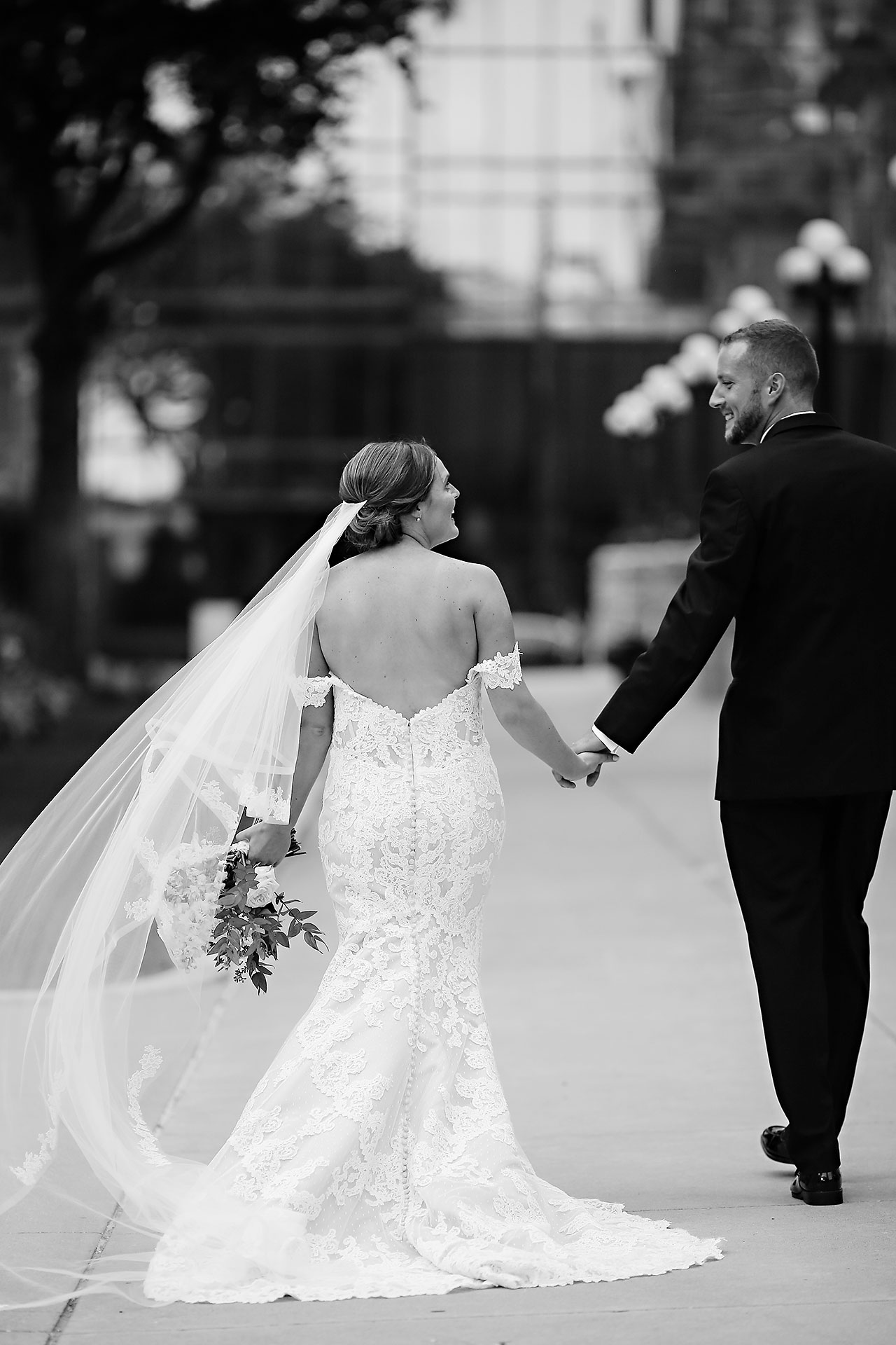 Erika Scott Regions Tower Indianapolis Wedding 214