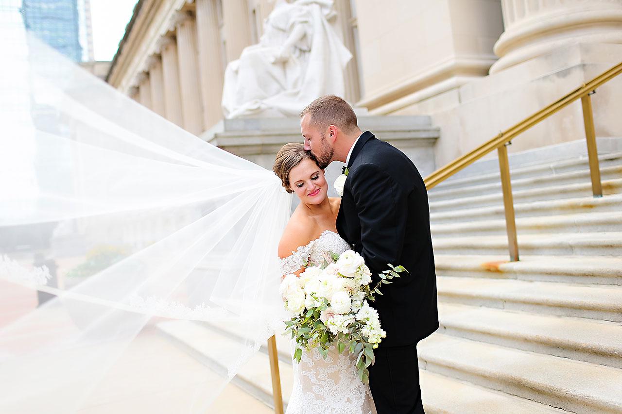 Erika Scott Regions Tower Indianapolis Wedding 208