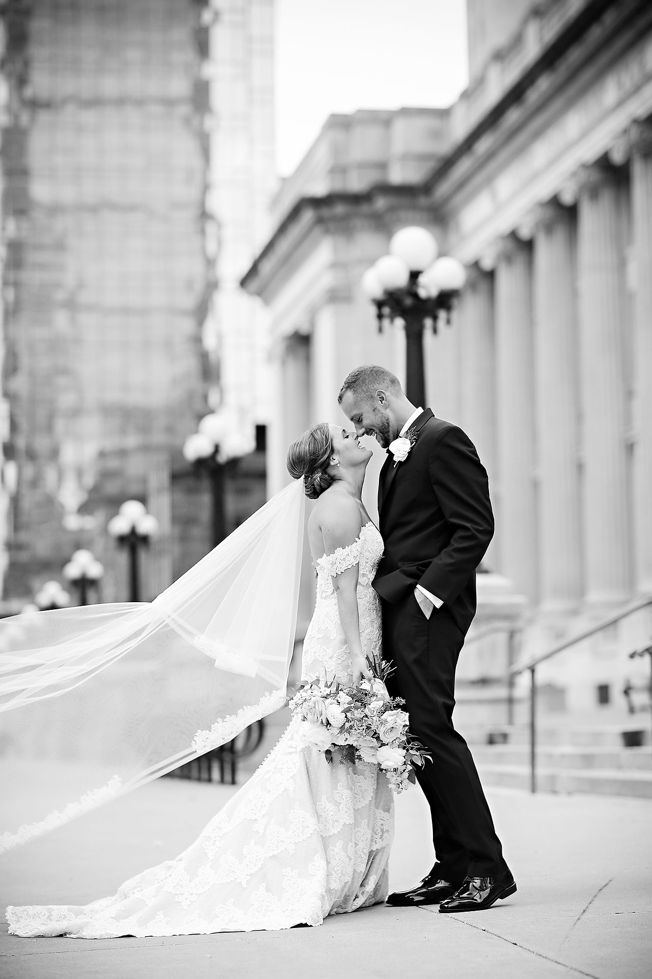 Erika Scott Regions Tower Indianapolis Wedding 204