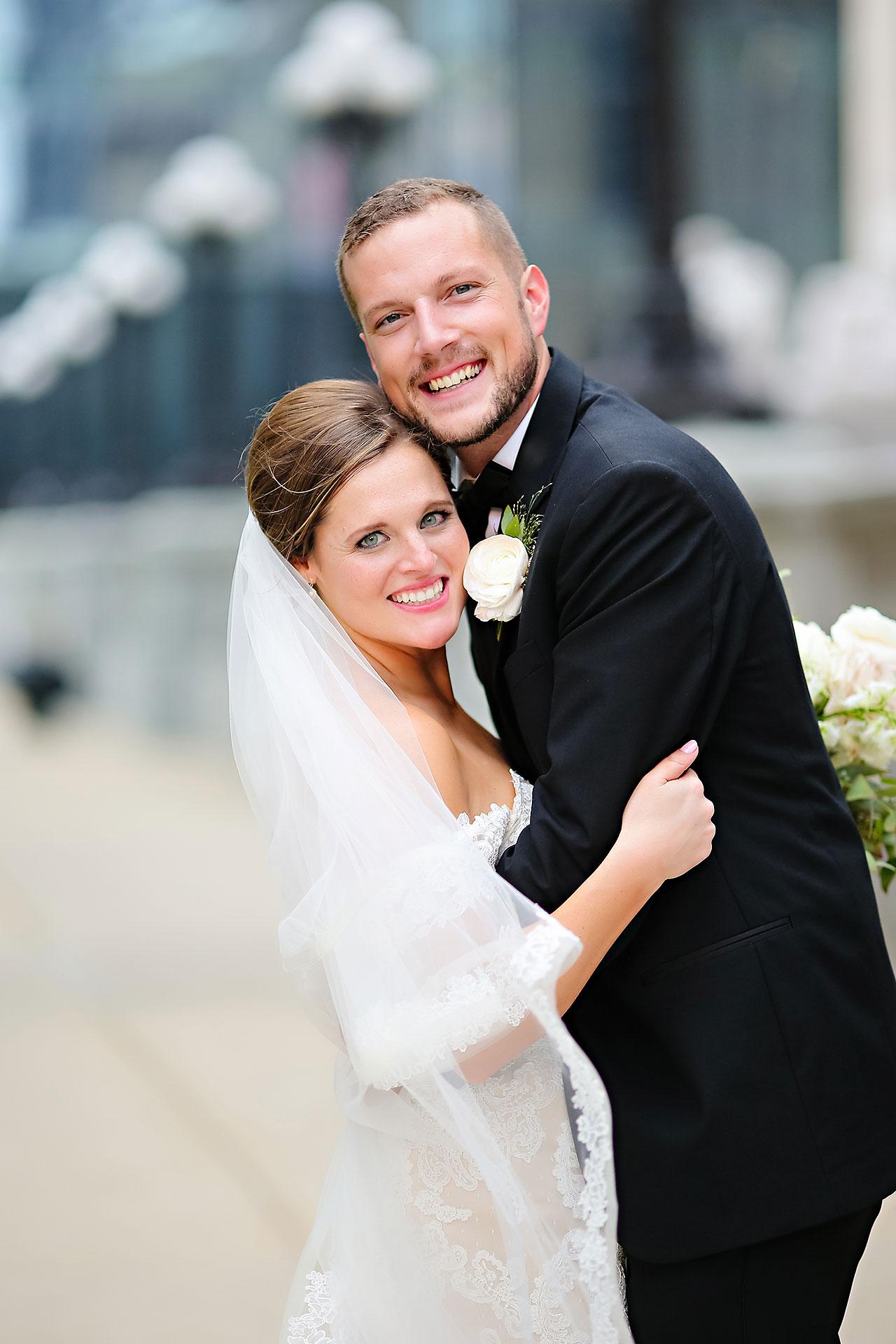 Erika Scott Regions Tower Indianapolis Wedding 205