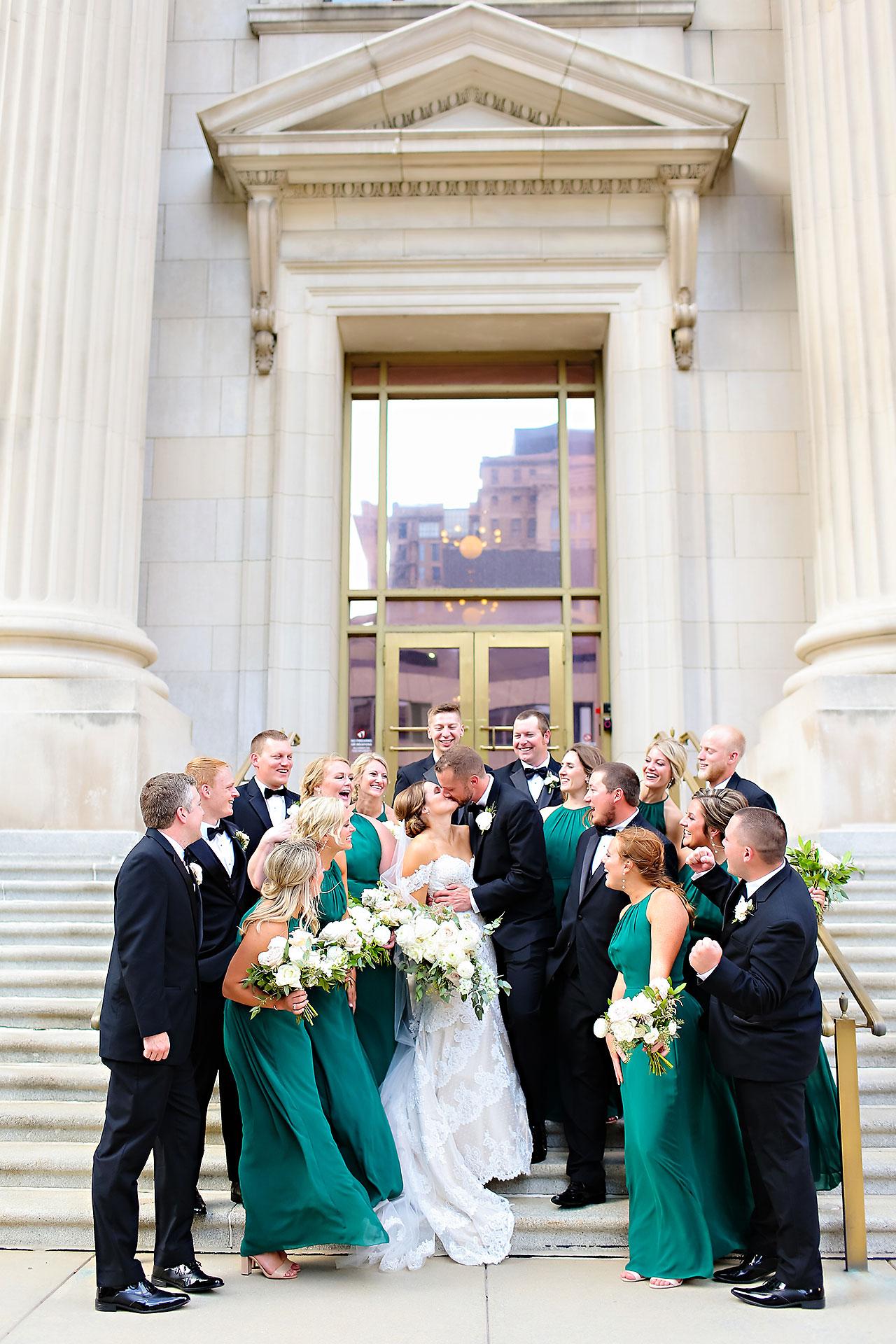 Erika Scott Regions Tower Indianapolis Wedding 203