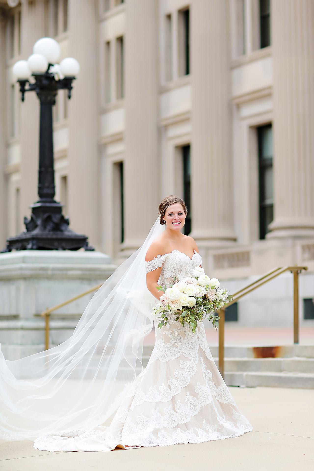 Erika Scott Regions Tower Indianapolis Wedding 201