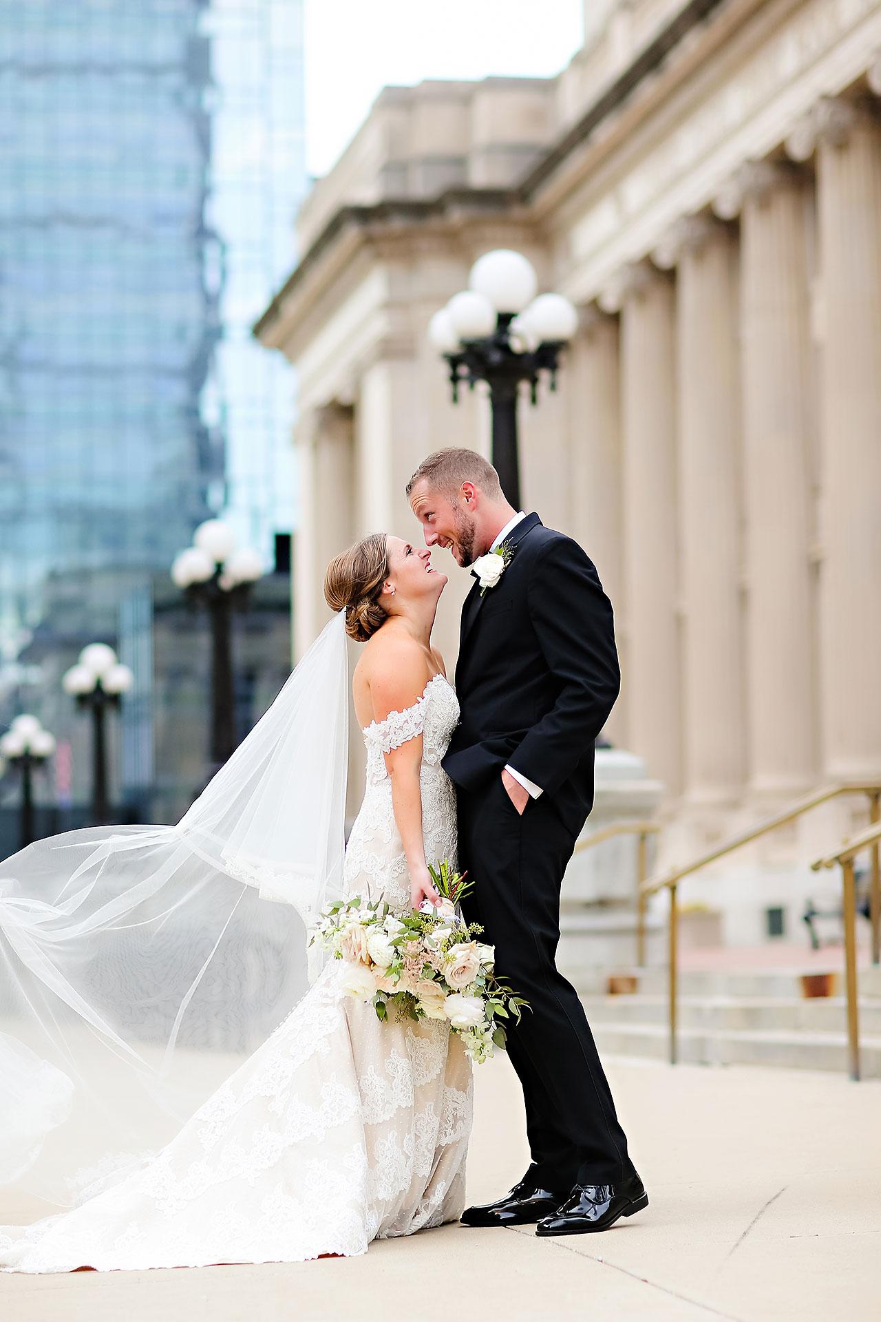 Erika Scott Regions Tower Indianapolis Wedding 197