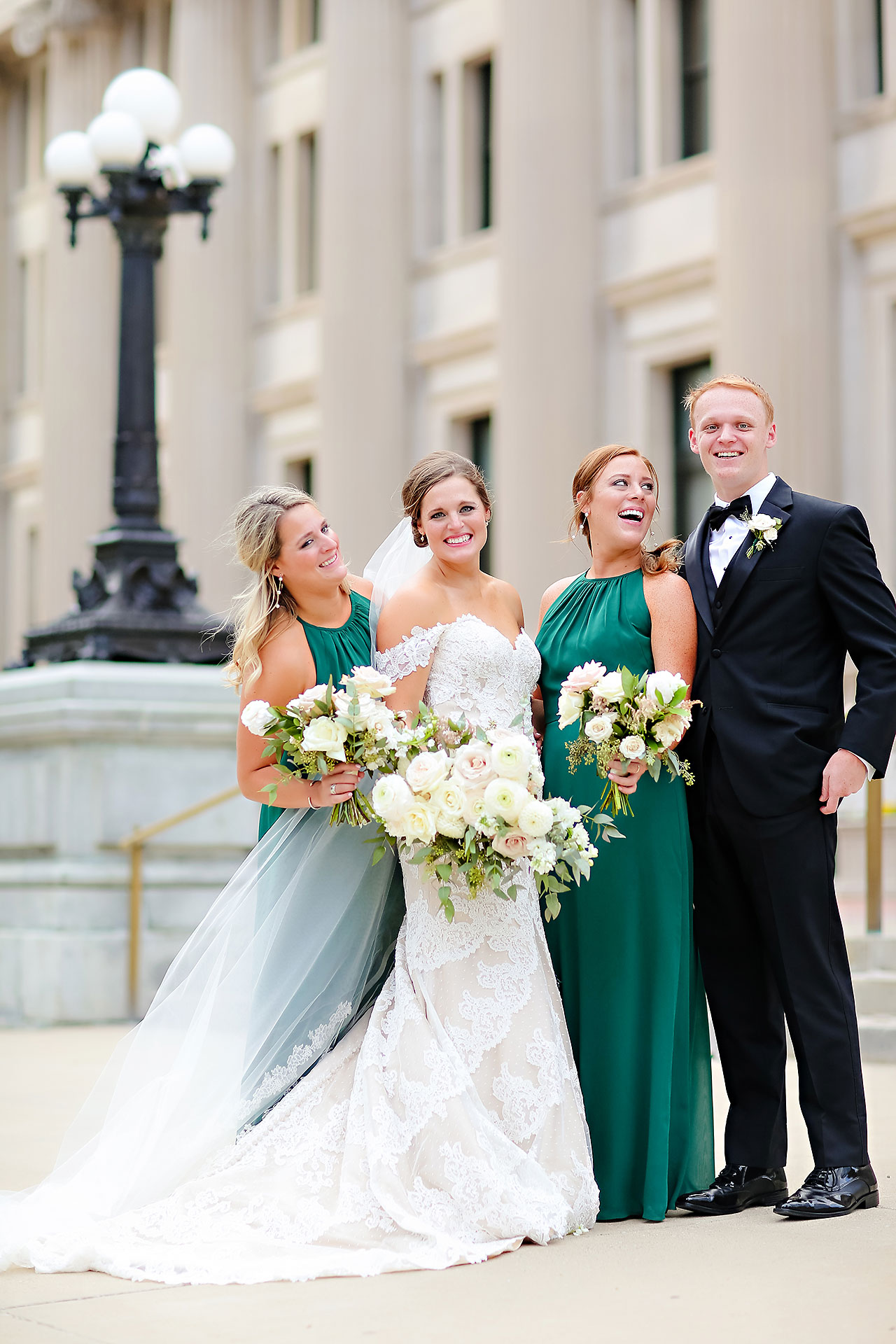 Erika Scott Regions Tower Indianapolis Wedding 199