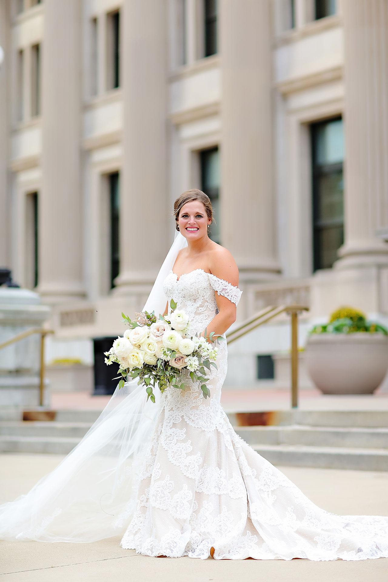 Erika Scott Regions Tower Indianapolis Wedding 195