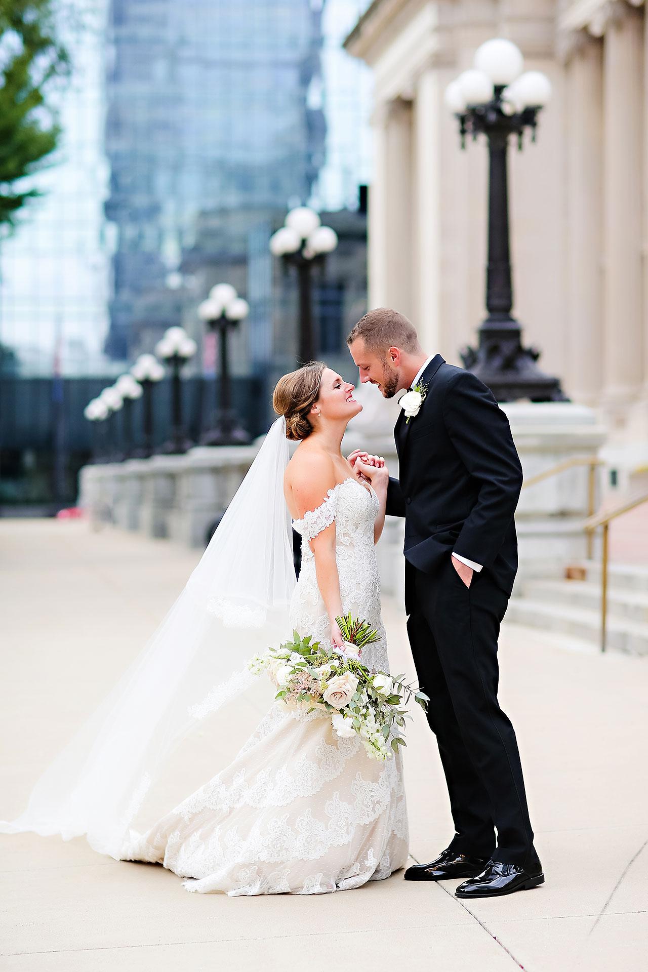 Erika Scott Regions Tower Indianapolis Wedding 190