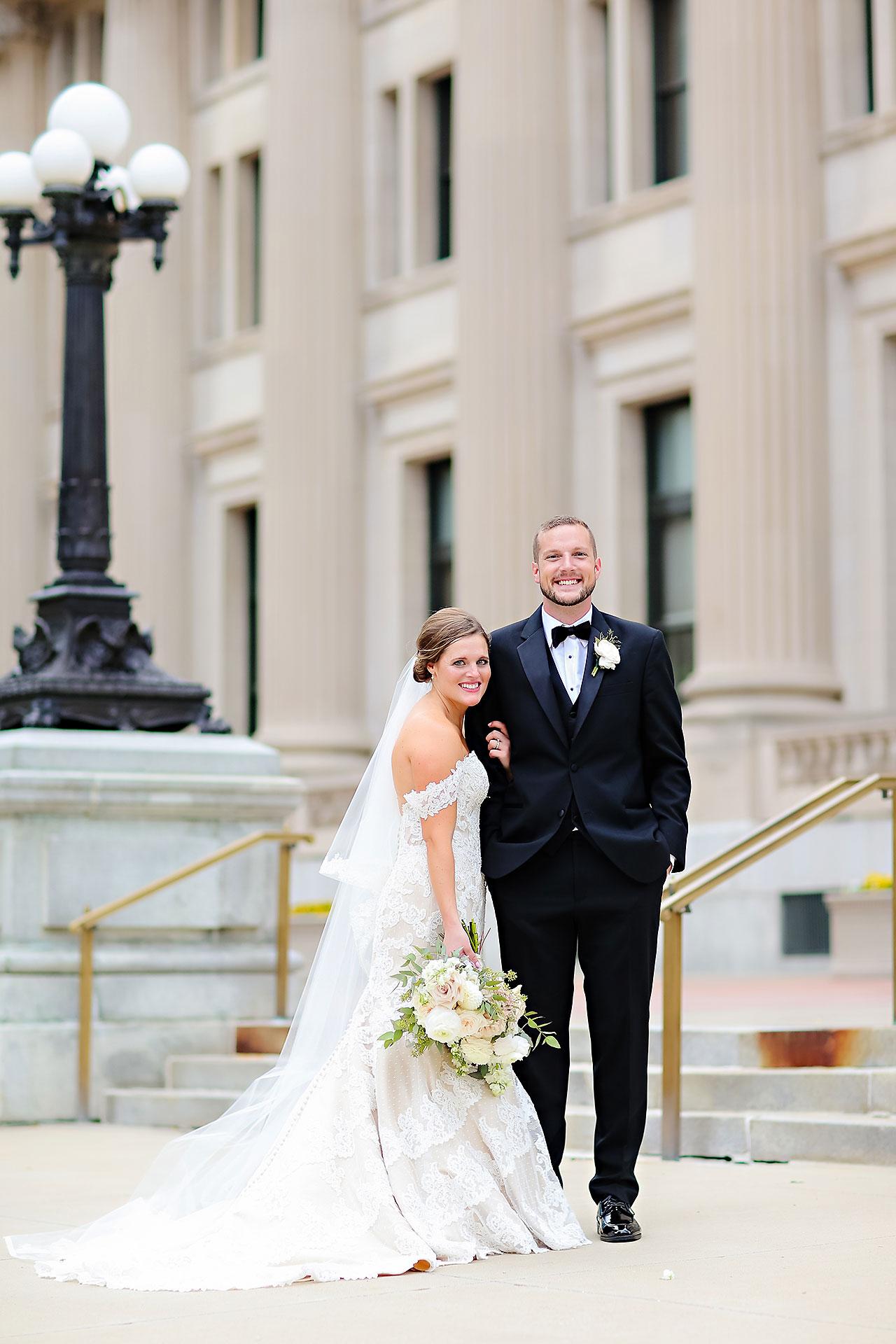 Erika Scott Regions Tower Indianapolis Wedding 178