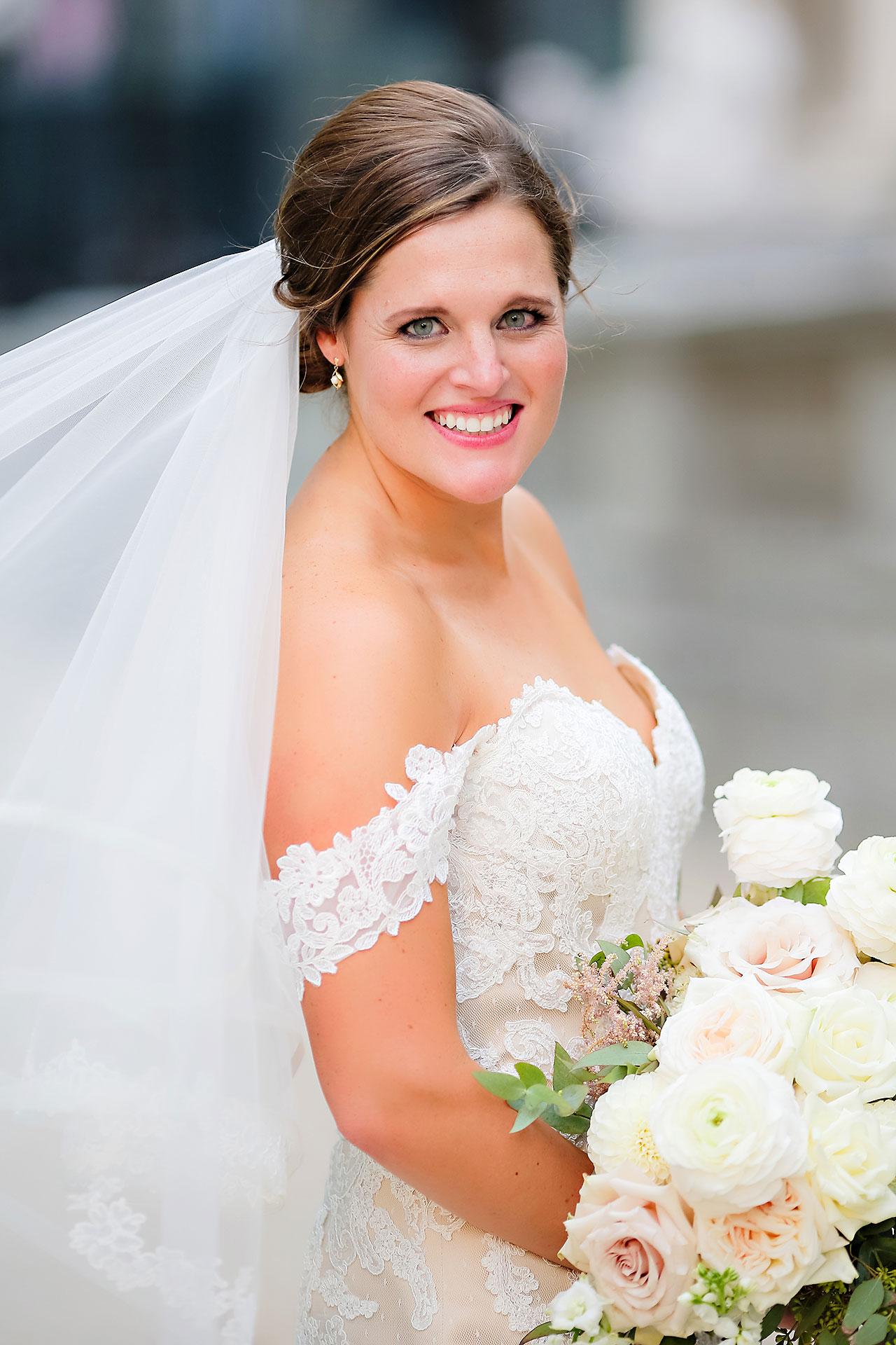 Erika Scott Regions Tower Indianapolis Wedding 174