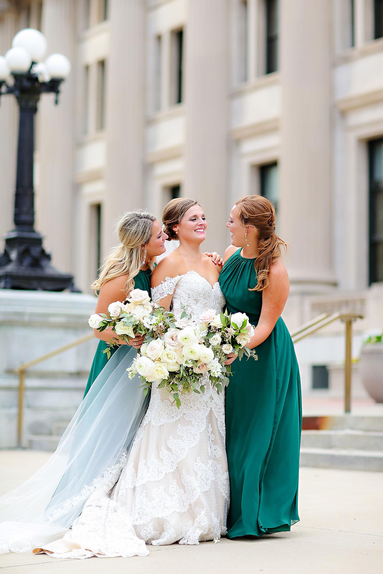 Erika Scott Regions Tower Indianapolis Wedding 170