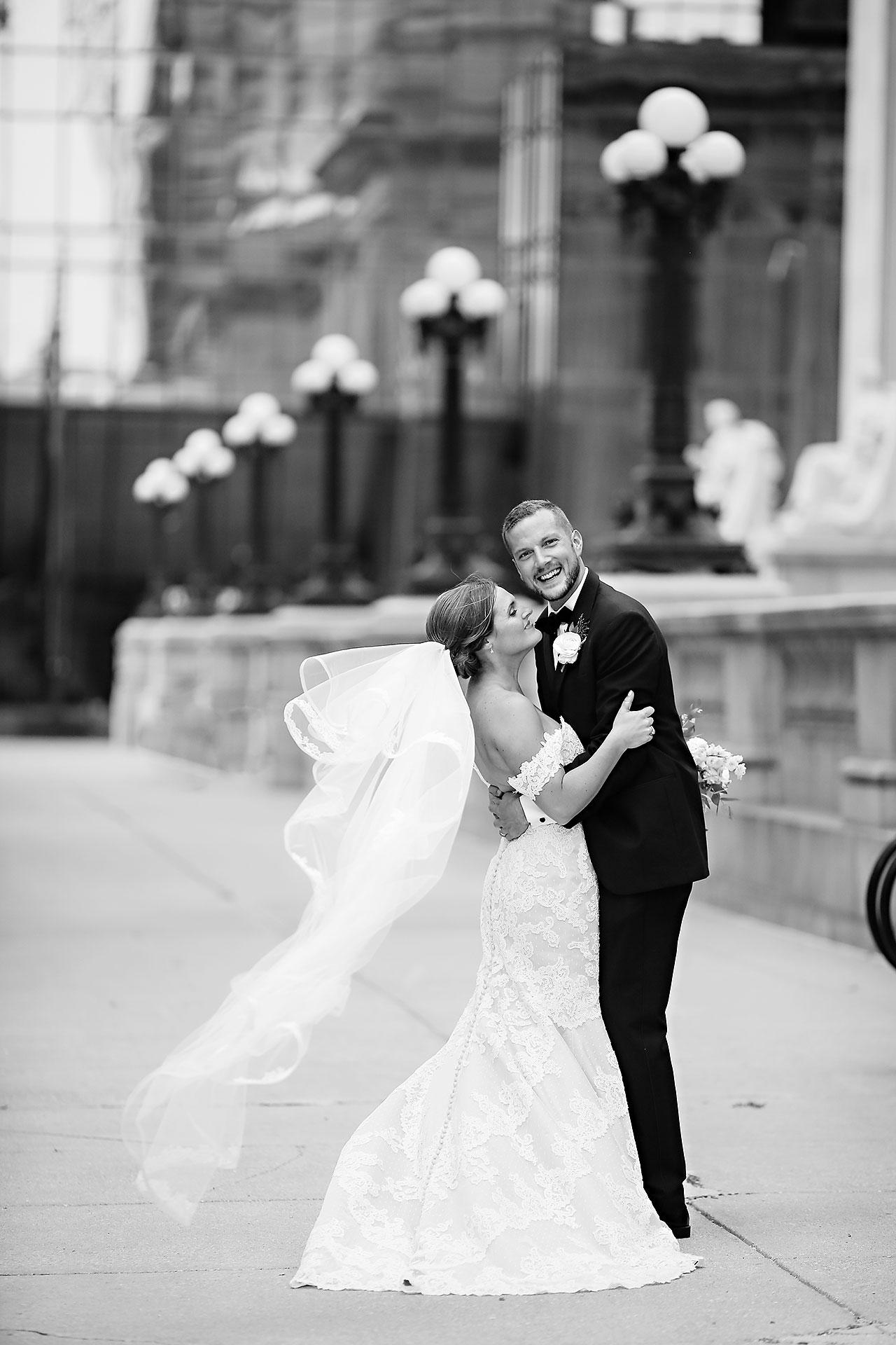 Erika Scott Regions Tower Indianapolis Wedding 171