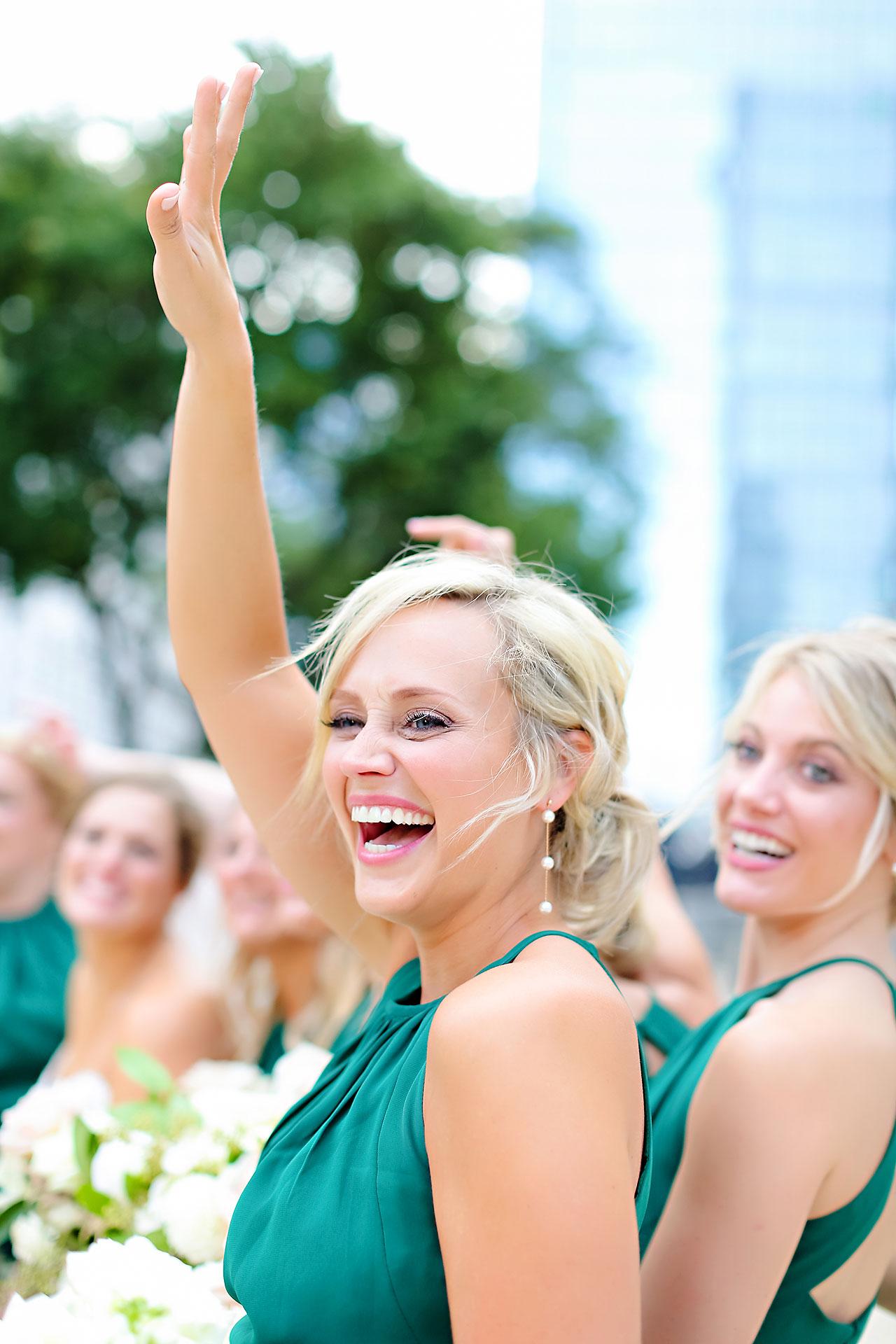 Erika Scott Regions Tower Indianapolis Wedding 167