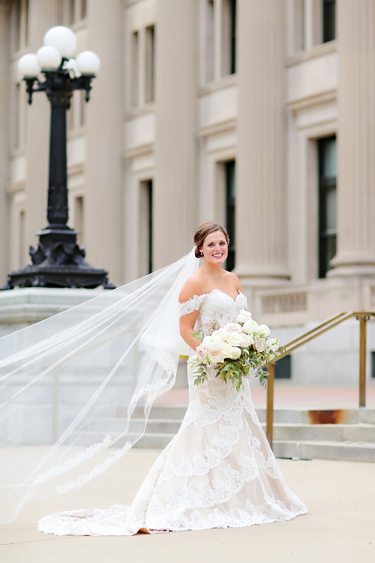 Erika Scott Regions Tower Indianapolis Wedding 165