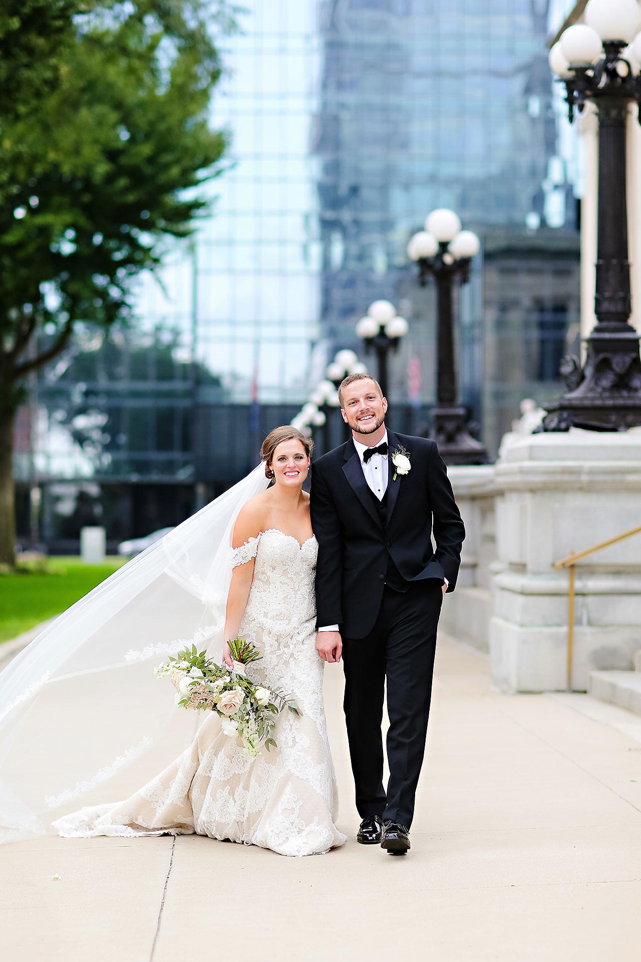 Erika Scott Regions Tower Indianapolis Wedding 163