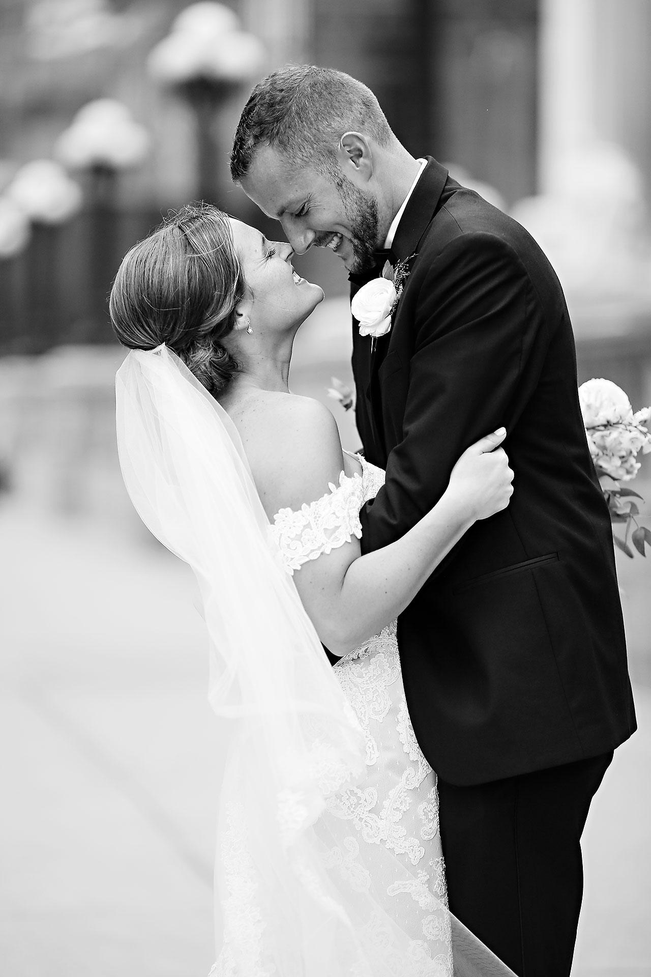 Erika Scott Regions Tower Indianapolis Wedding 164