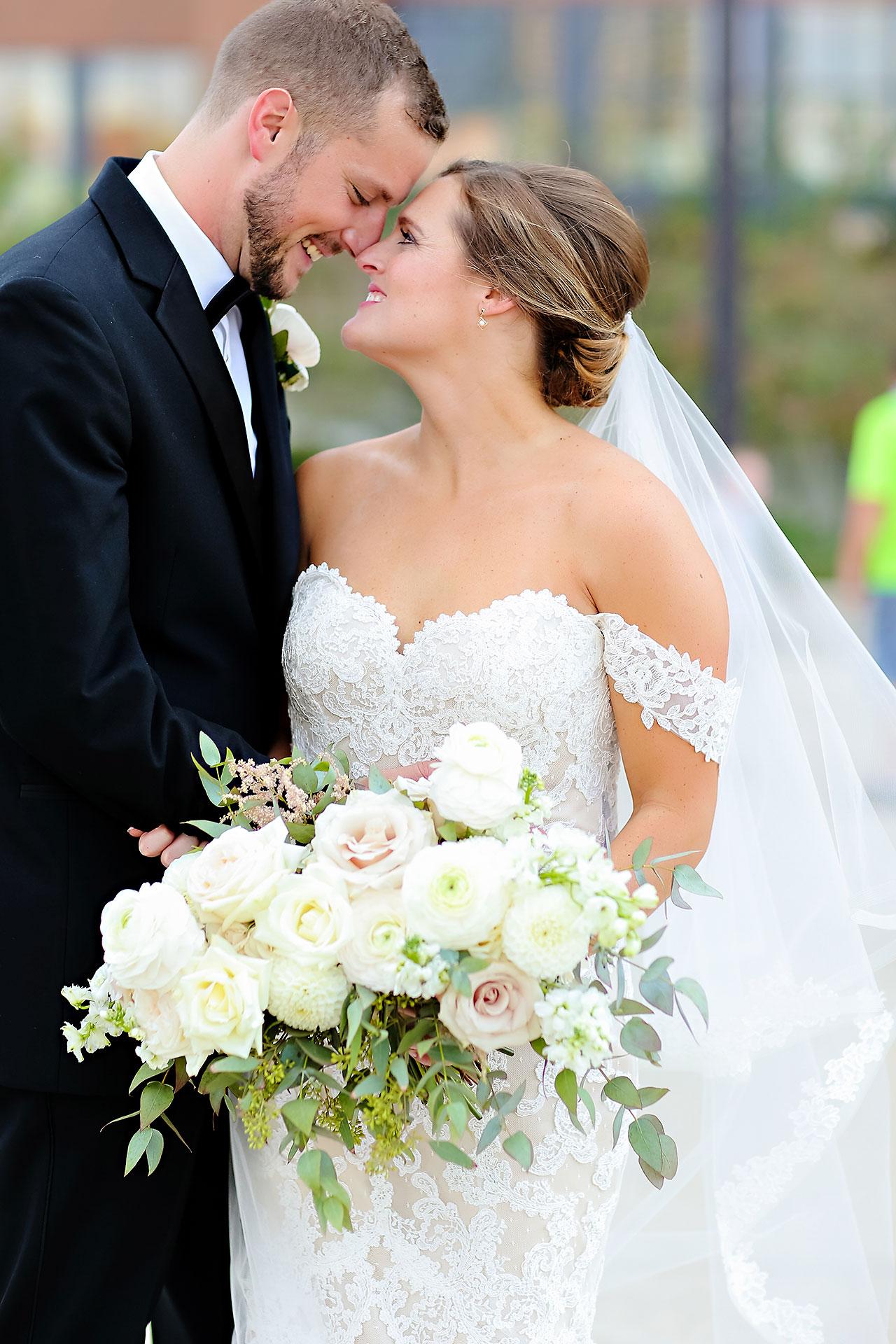 Erika Scott Regions Tower Indianapolis Wedding 154