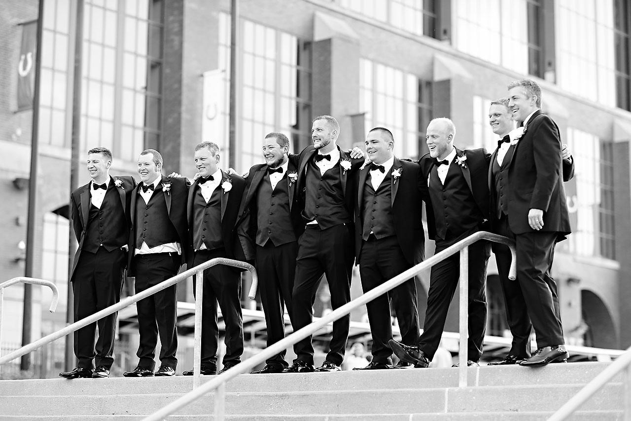 Erika Scott Regions Tower Indianapolis Wedding 149