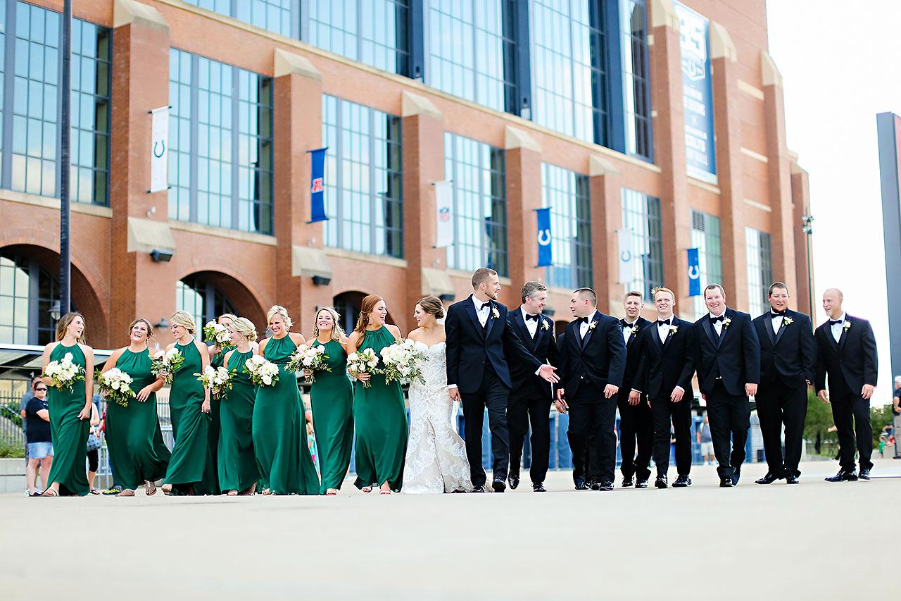 Erika Scott Regions Tower Indianapolis Wedding 148