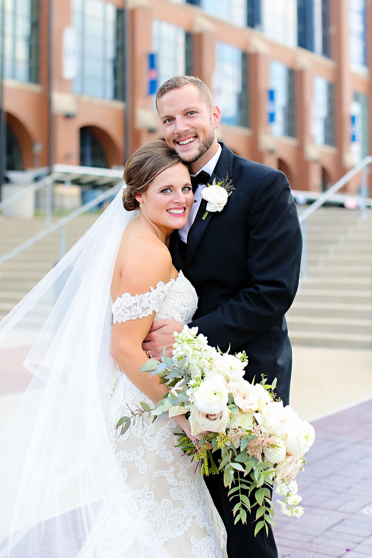 Erika Scott Regions Tower Indianapolis Wedding 146