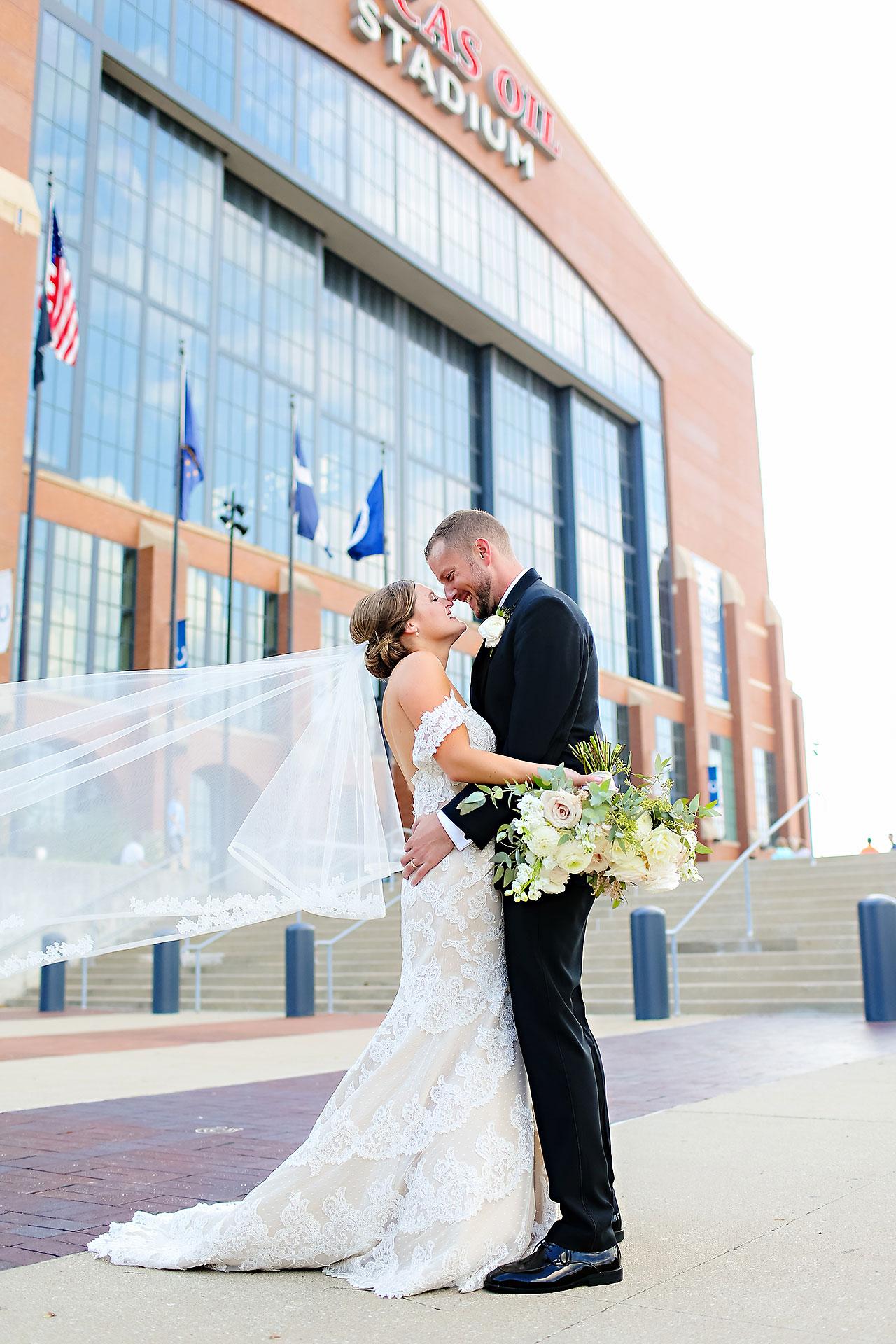 Erika Scott Regions Tower Indianapolis Wedding 145