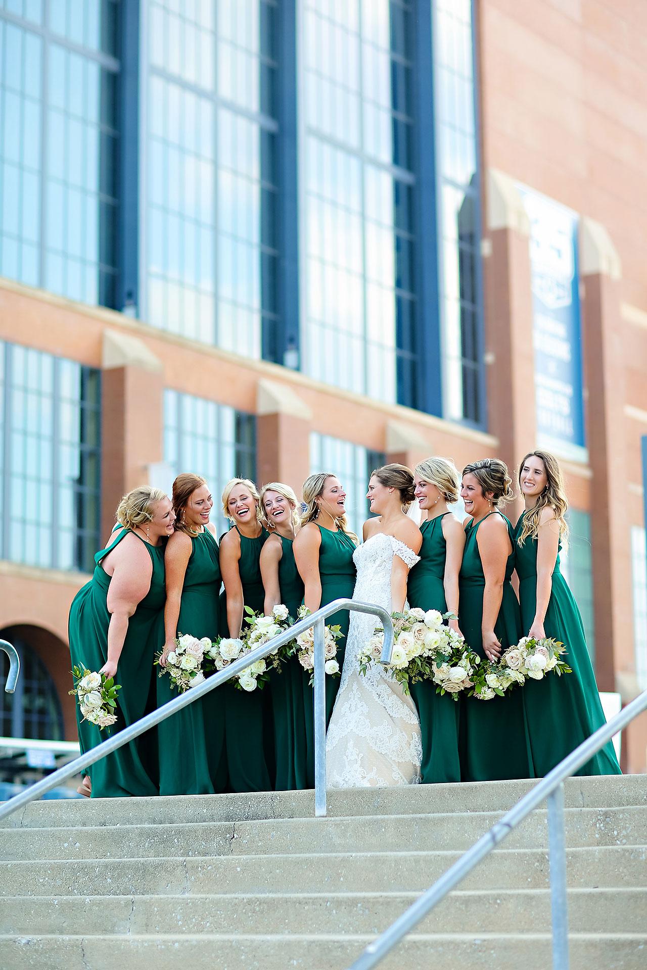 Erika Scott Regions Tower Indianapolis Wedding 143