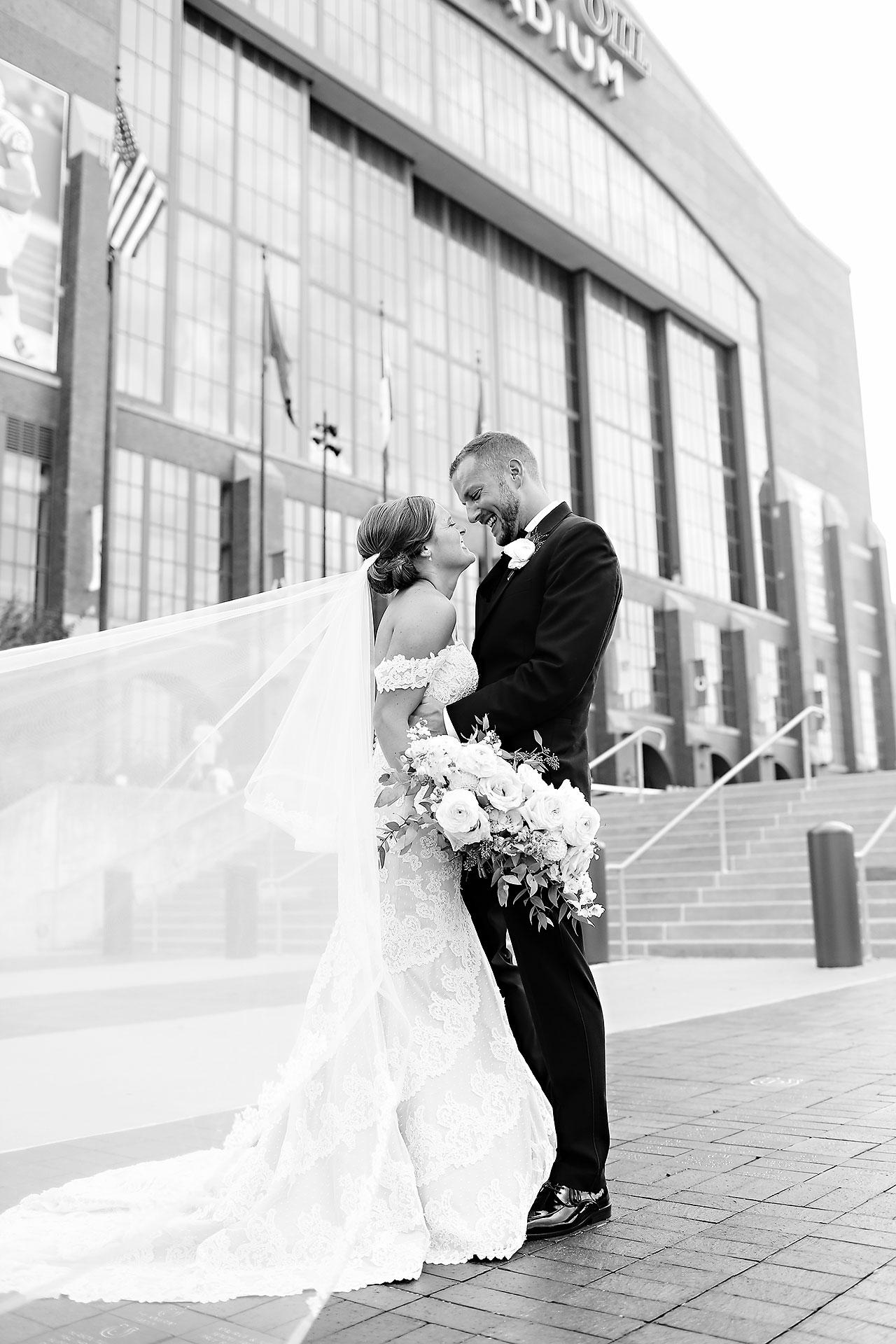 Erika Scott Regions Tower Indianapolis Wedding 142
