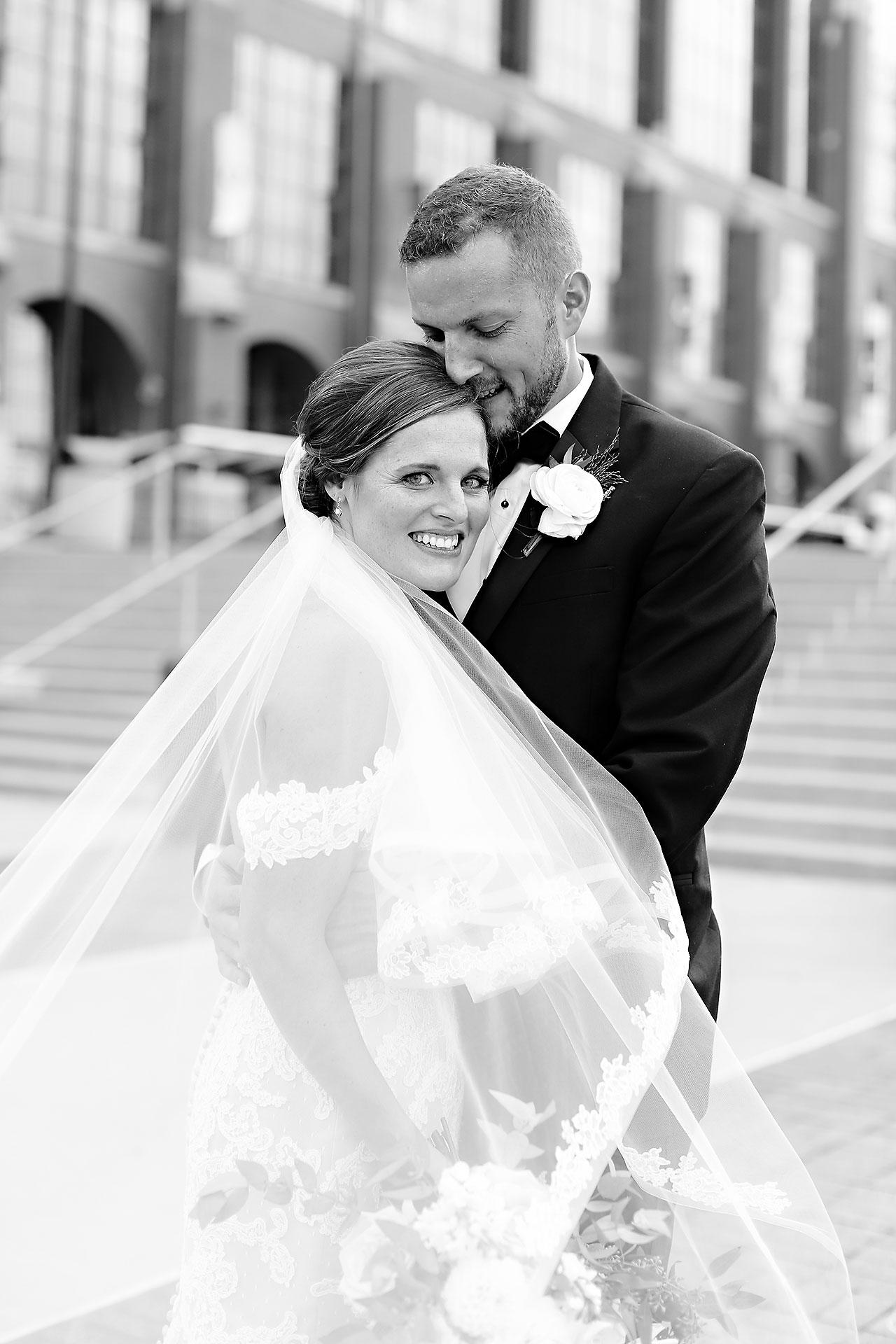 Erika Scott Regions Tower Indianapolis Wedding 139