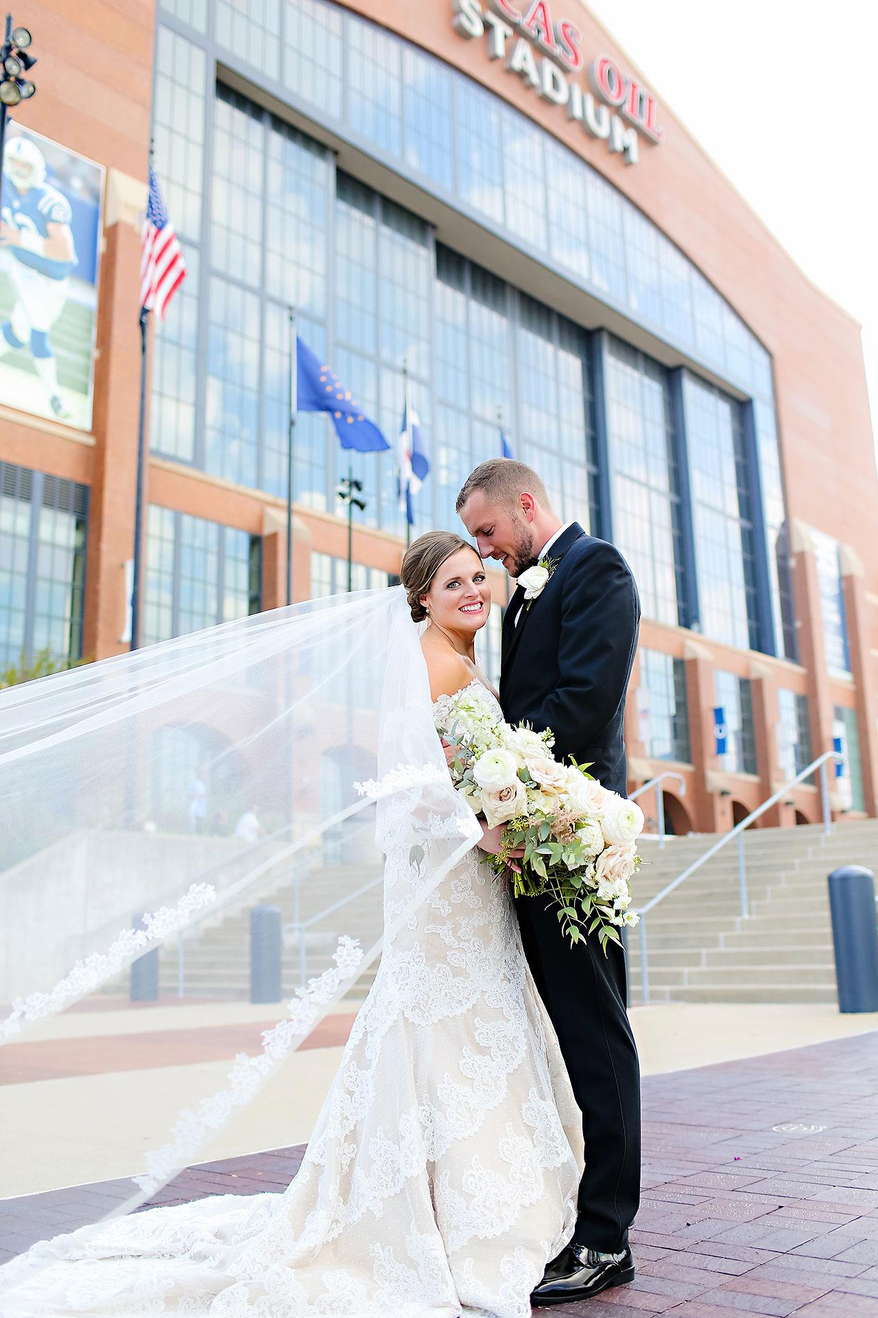 Erika Scott Regions Tower Indianapolis Wedding 137