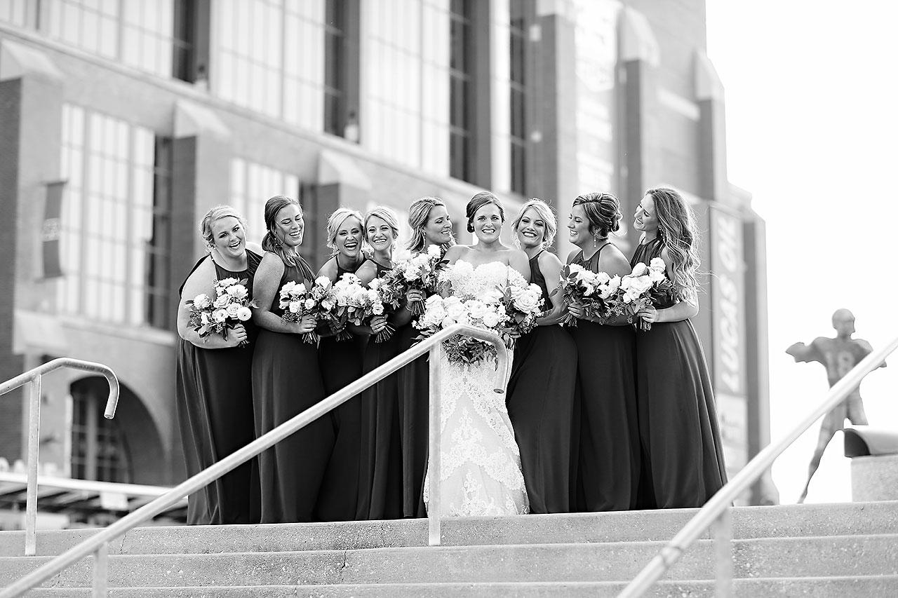 Erika Scott Regions Tower Indianapolis Wedding 136