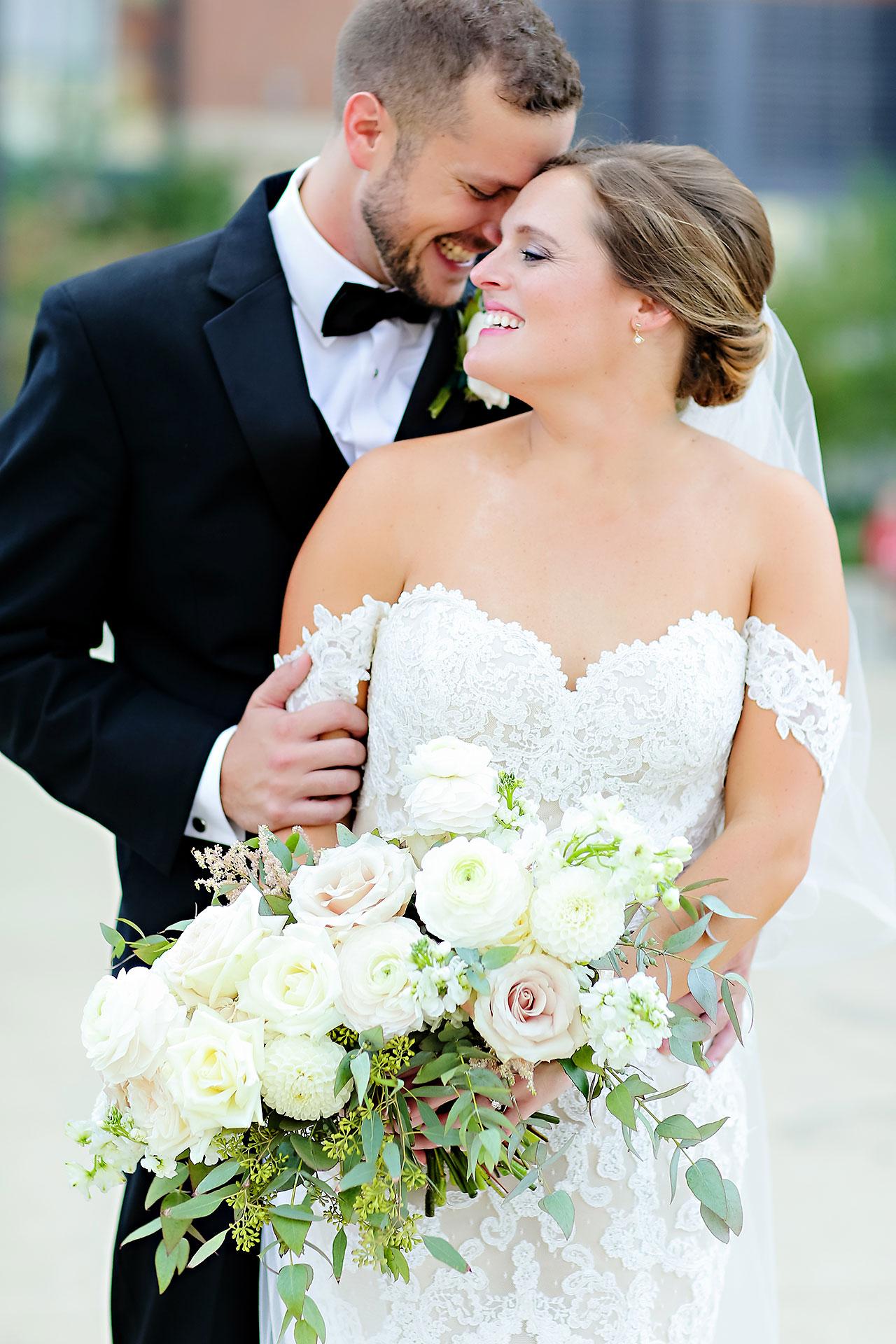 Erika Scott Regions Tower Indianapolis Wedding 128